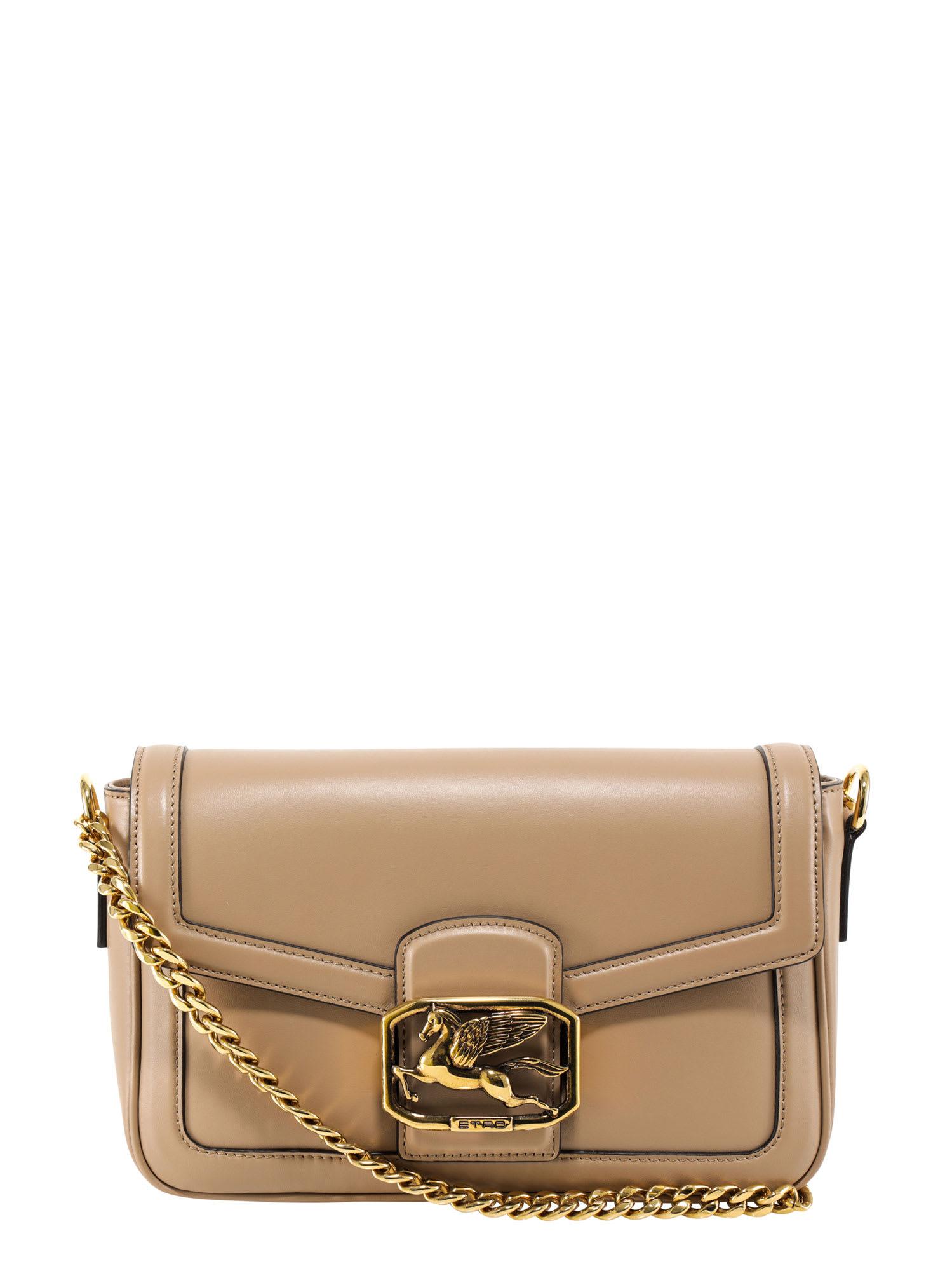 Etro Leathers SHOULDER BAG