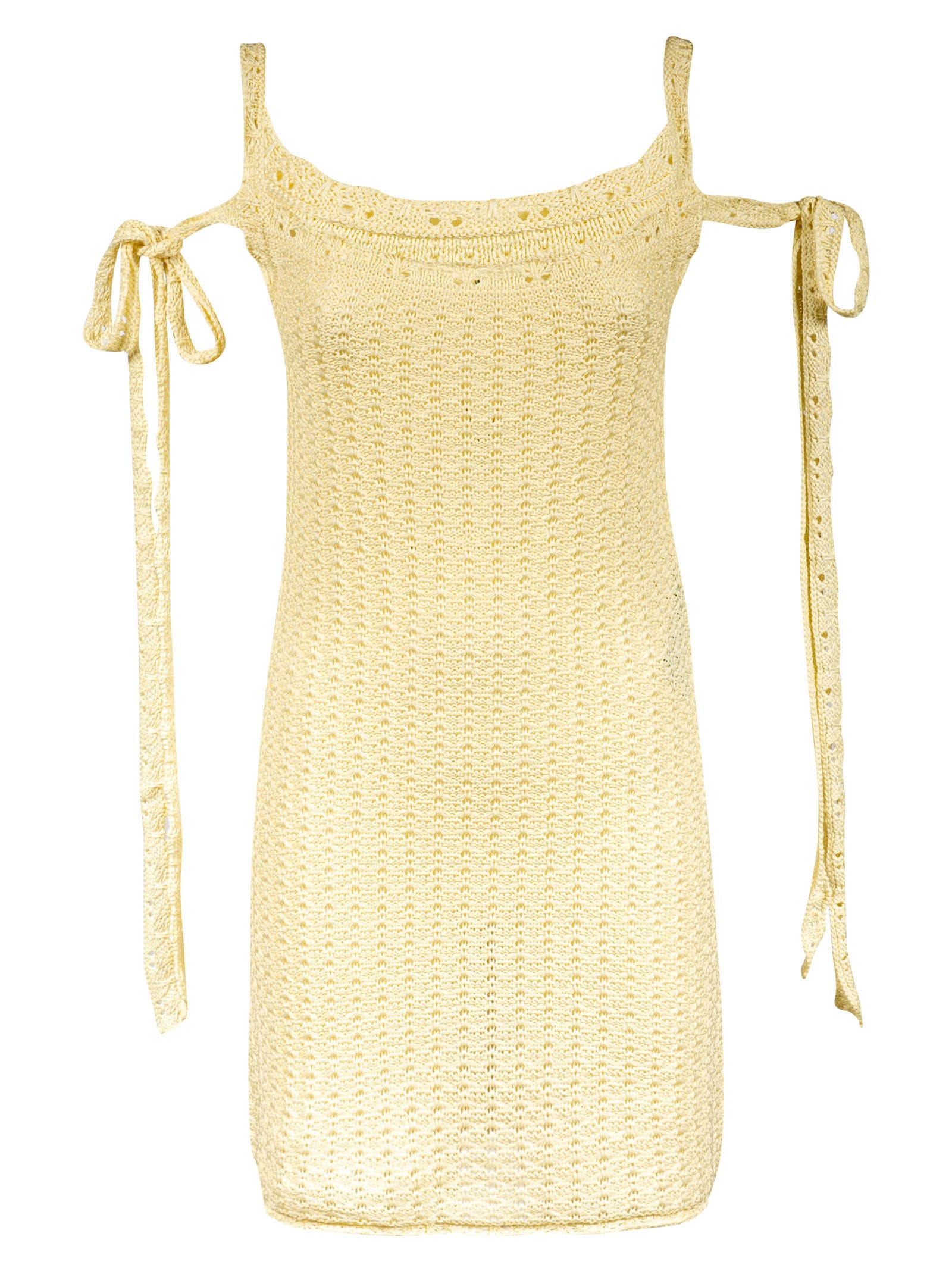 Alanui Desert Summer Mini Dress