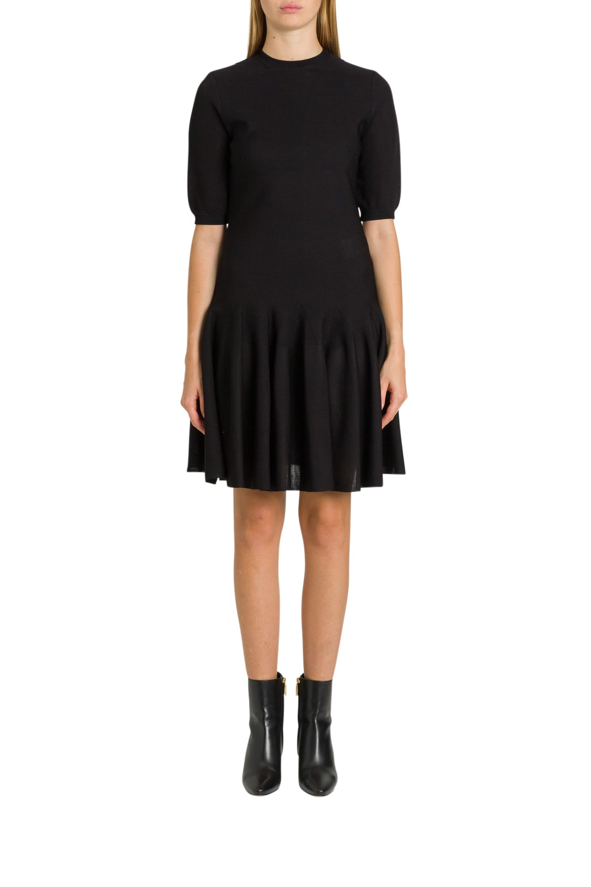 Buy Givenchy Short Dress In Knit online, shop Givenchy with free shipping