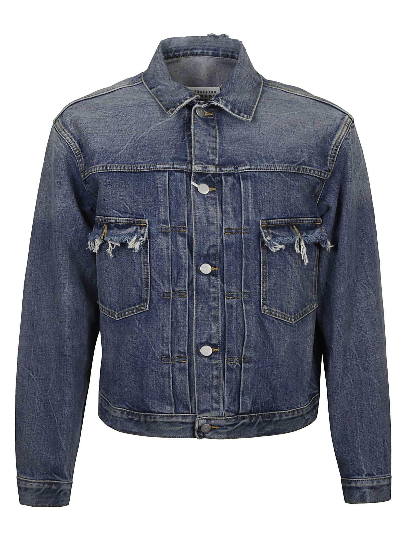 Maison Margiela Classic Denim Jacket