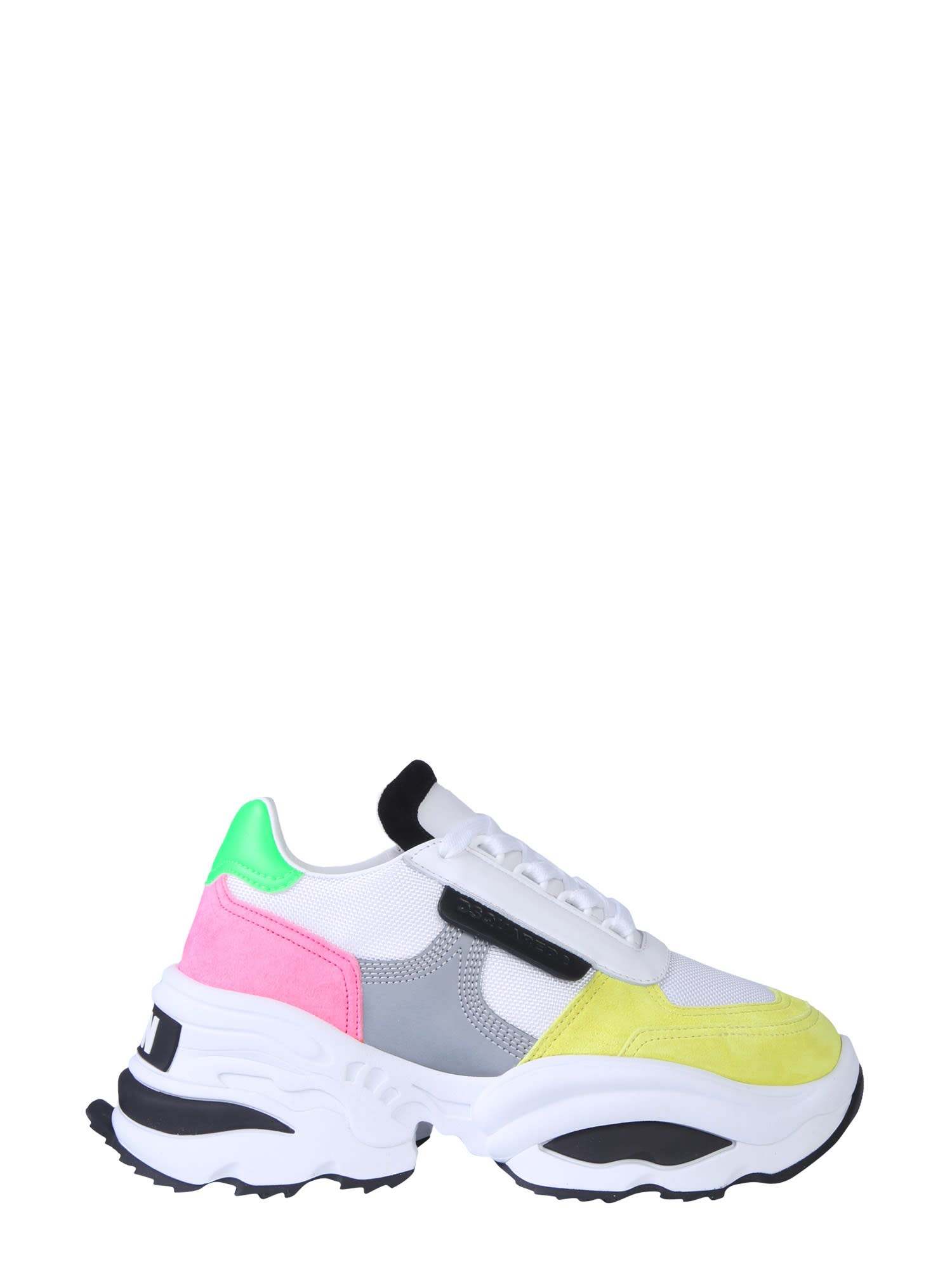 Dsquared2 Bionic Sport The Giant Hike Sneakers Damen Schuhe