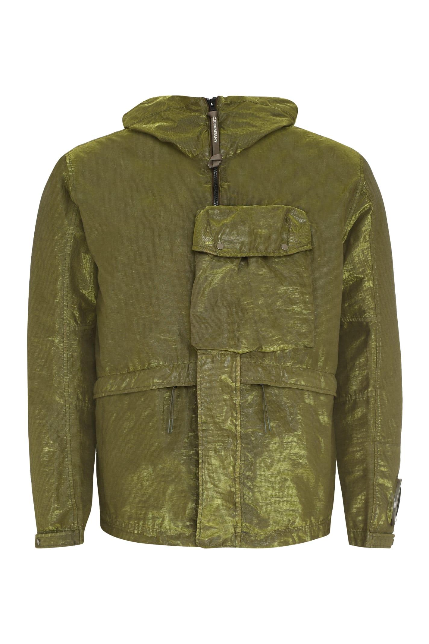 C.P. Company Mille Miglia Techno Fabric Jacket