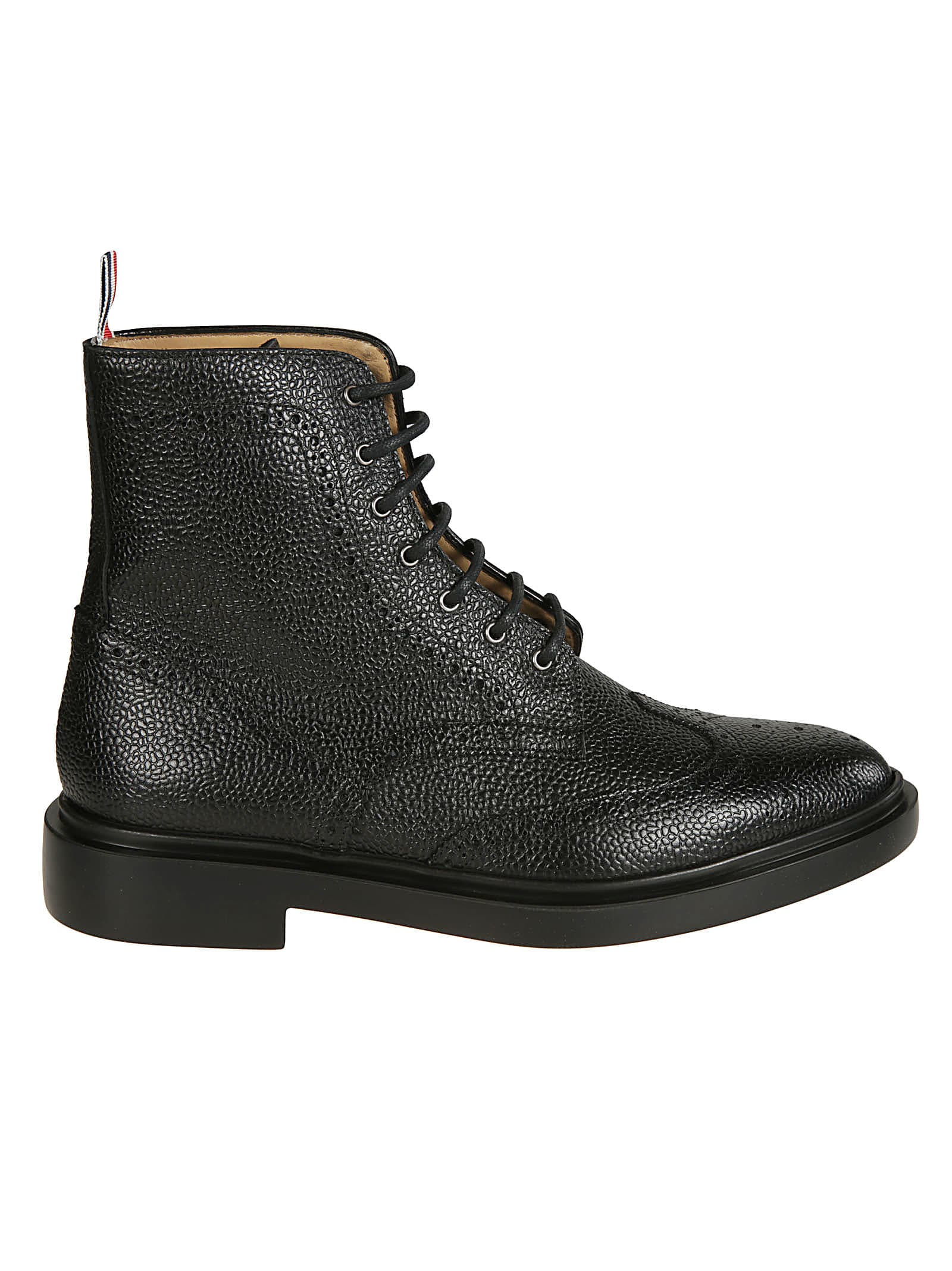 Thom Browne Wingtip Lace-up Boots