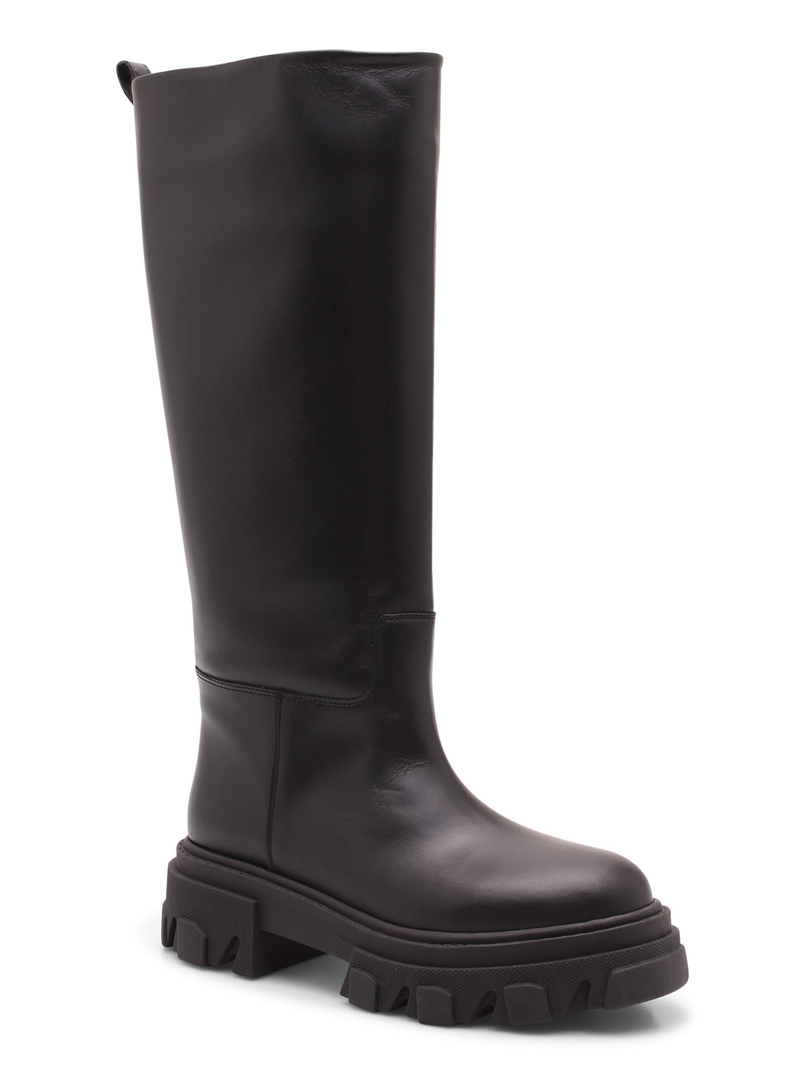 Gia Borghini perni 07 Leather Boots