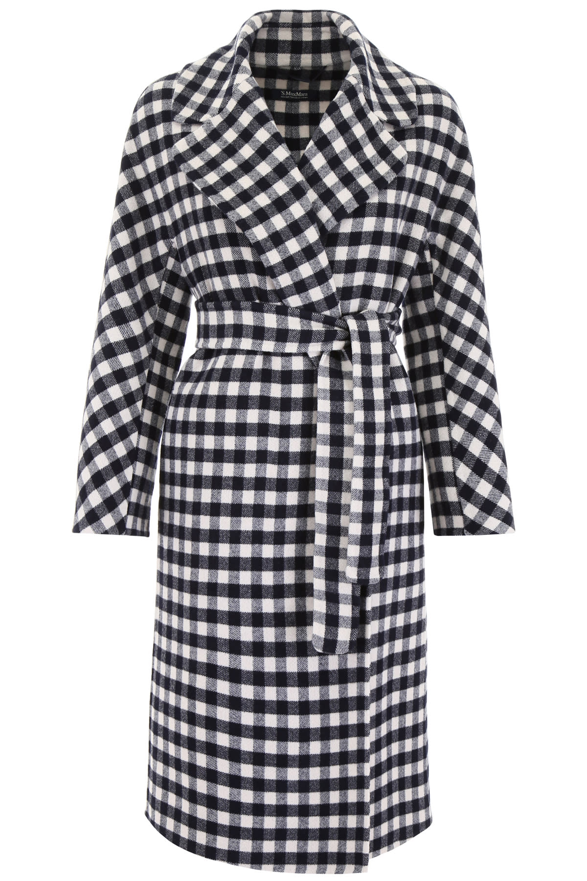 S Max Mara Here is The Cube Zandra Coat