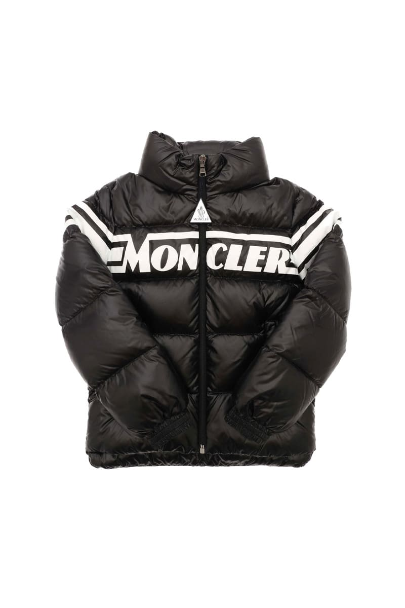 Moncler DOWN JACKET WITH WRITING