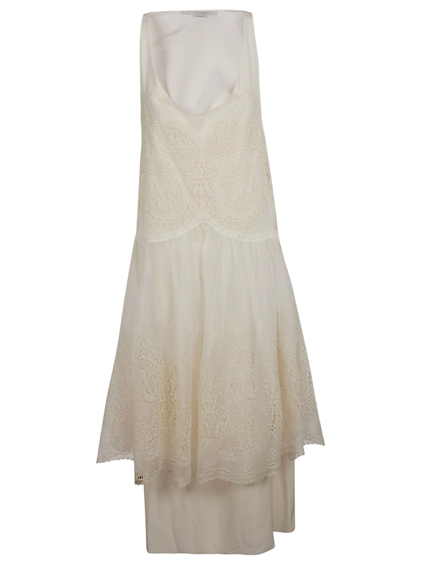 Stella McCartney Sleeveless Laced Dress