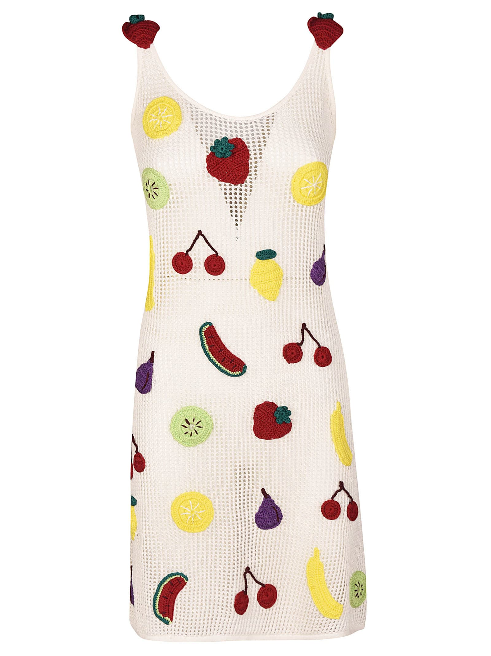 STAUD Maracuya Dress