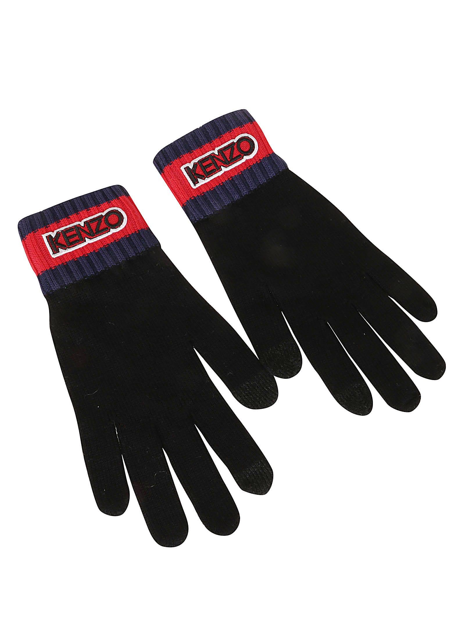 Kenzo Gloves KENZO TAG MEN GLOVES