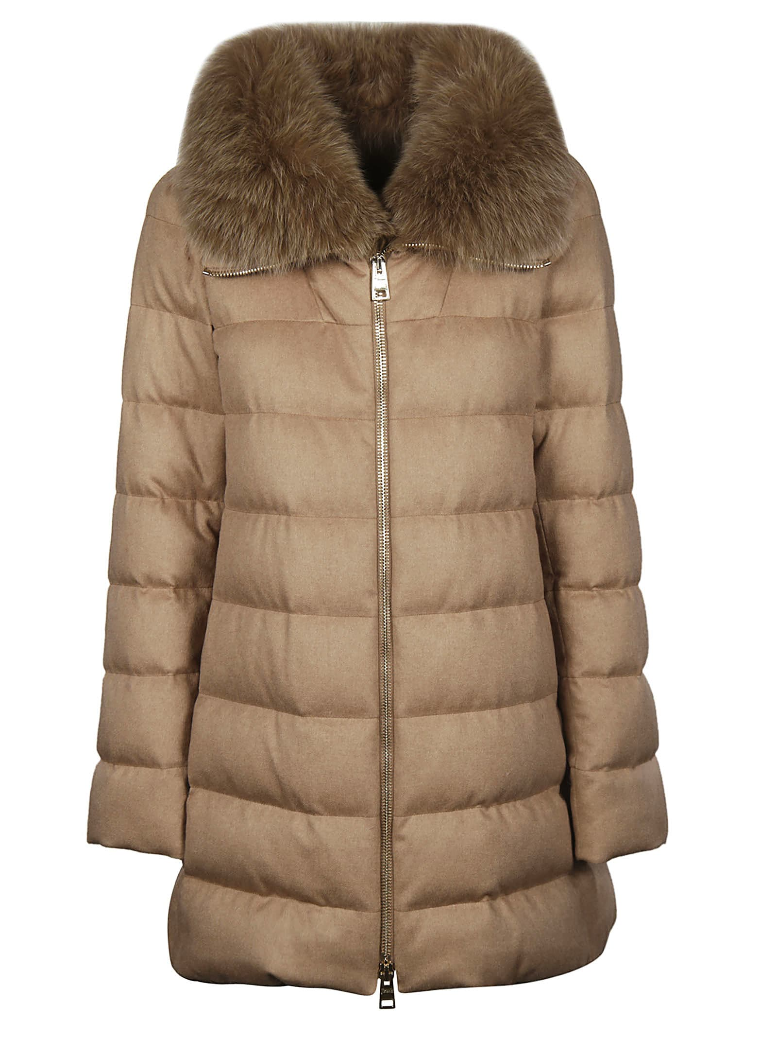 Herno Fur Jacket