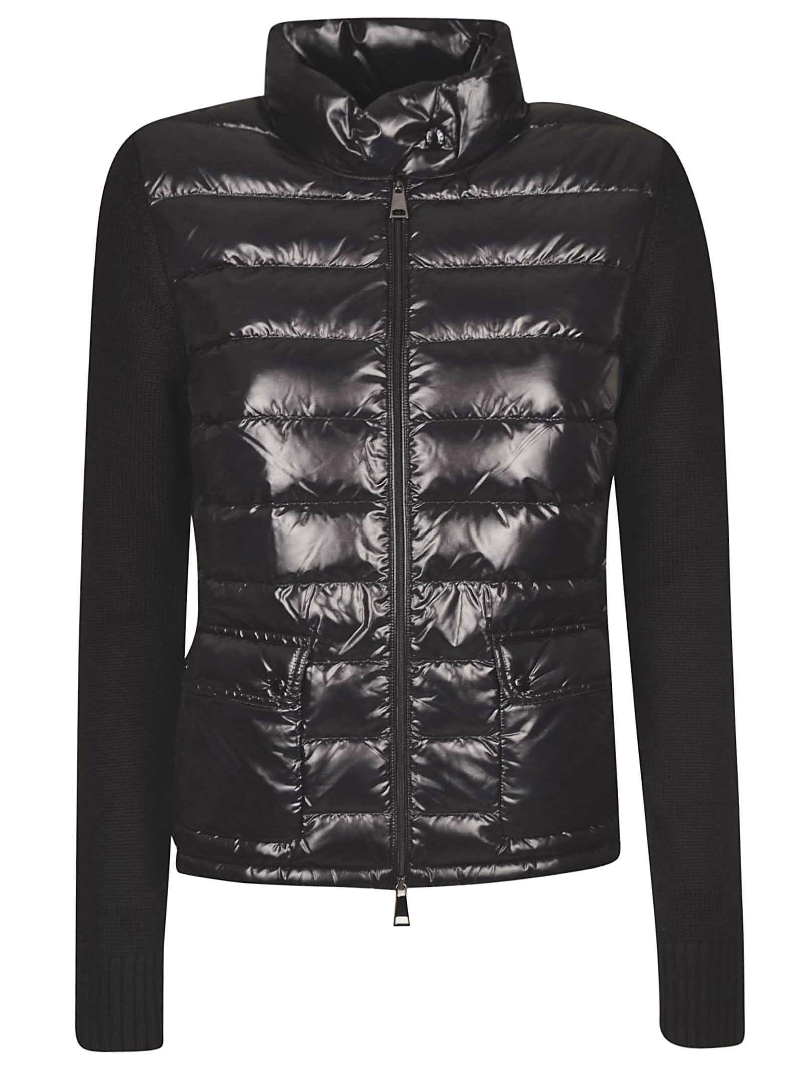 Moncler Ribbed Padded Jacket