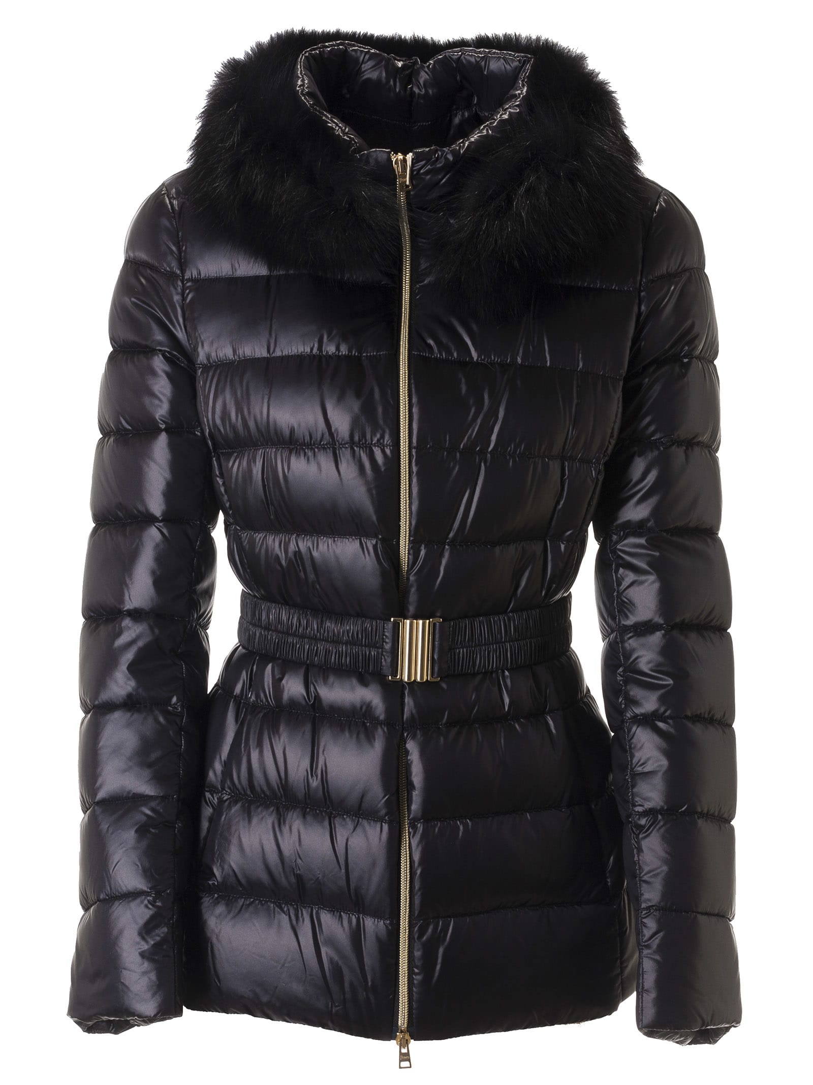 Herno Furred Collar Padded Jacket