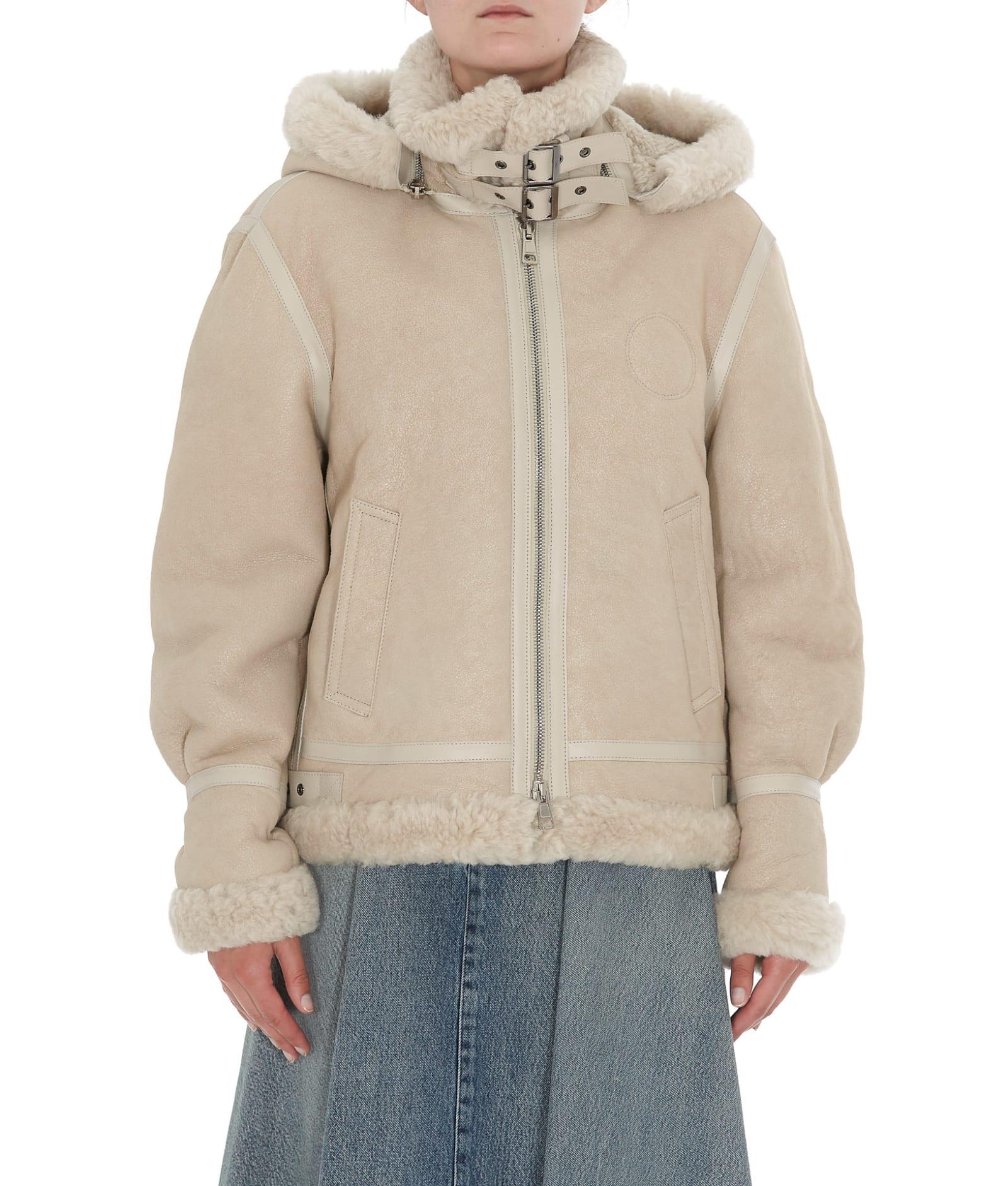 Chloé Aviator Jacket
