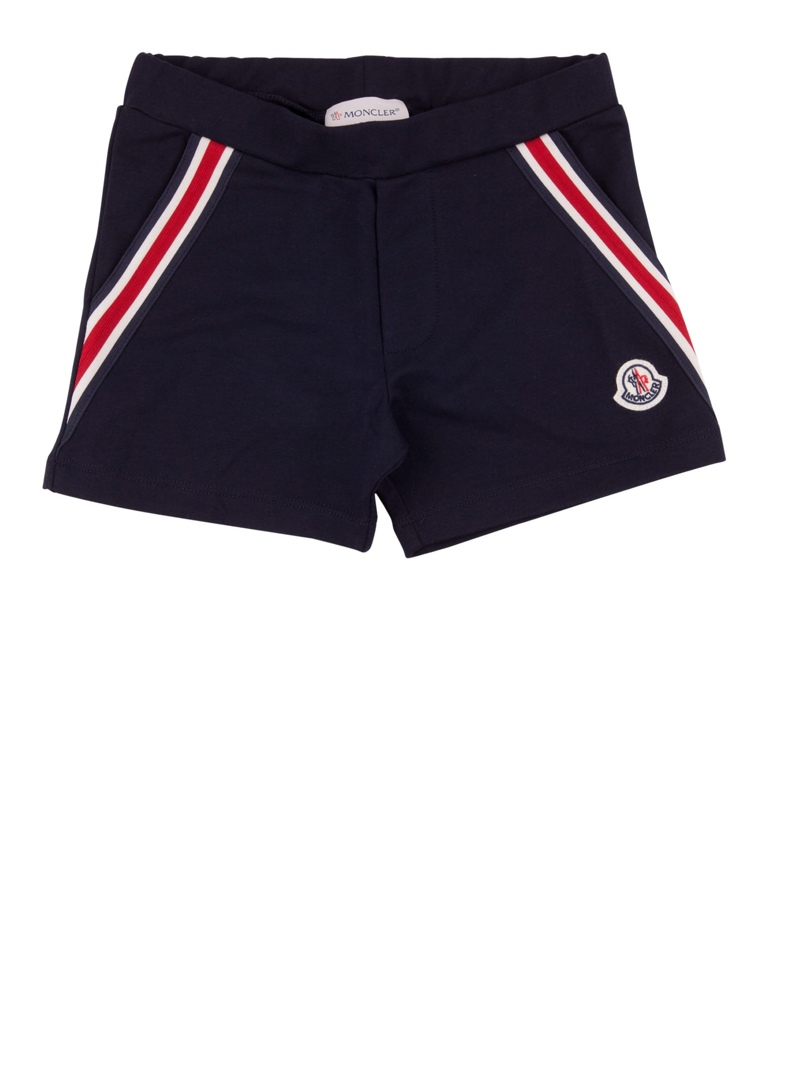 d8f5e26de Moncler Kids Shorts