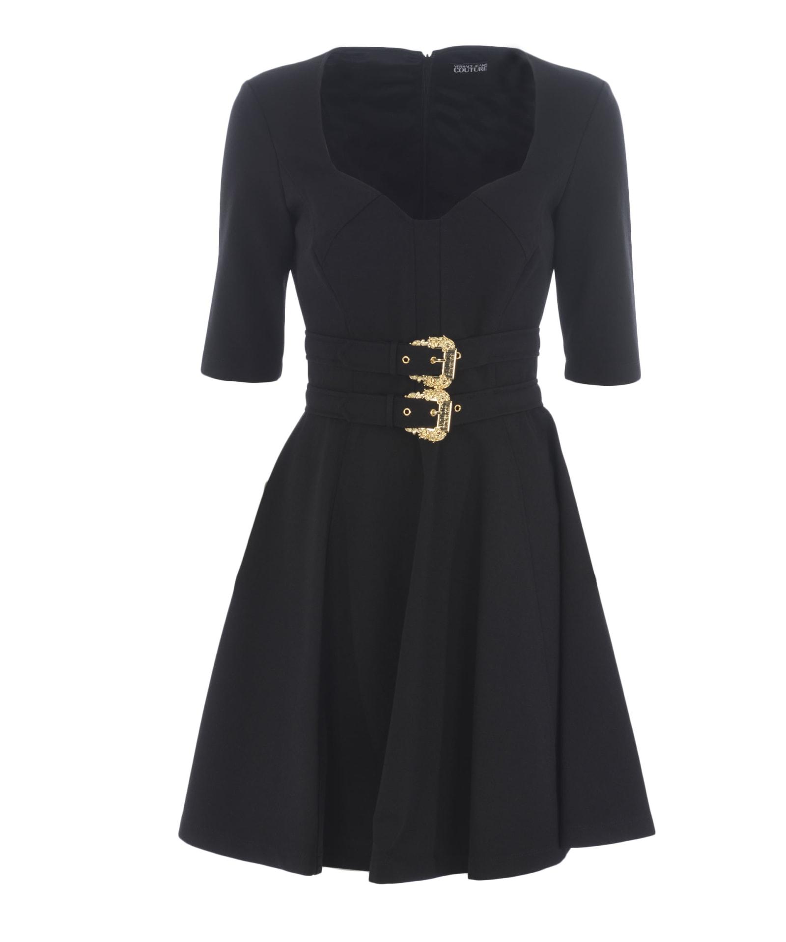 Buy Versace Jeans Couture Dress online, shop Versace Jeans Couture with free shipping