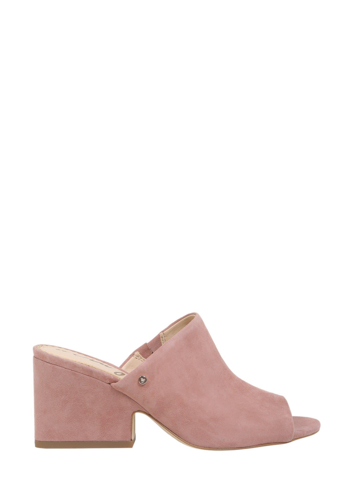 Buy Sam Edelman Rheta Mules Sandals online, shop Sam Edelman shoes with free shipping