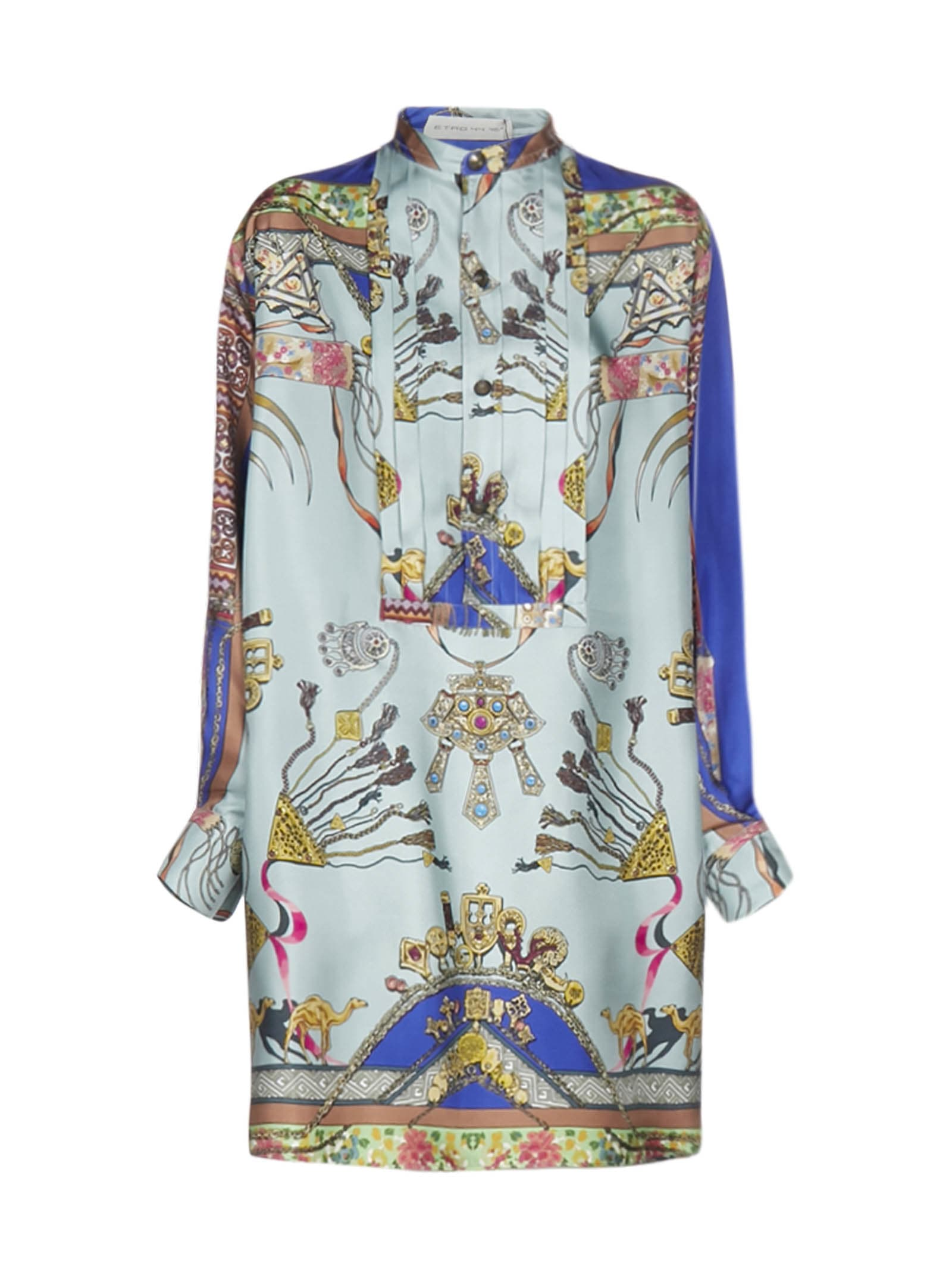 Buy Etro Tiare Dress online, shop Etro with free shipping
