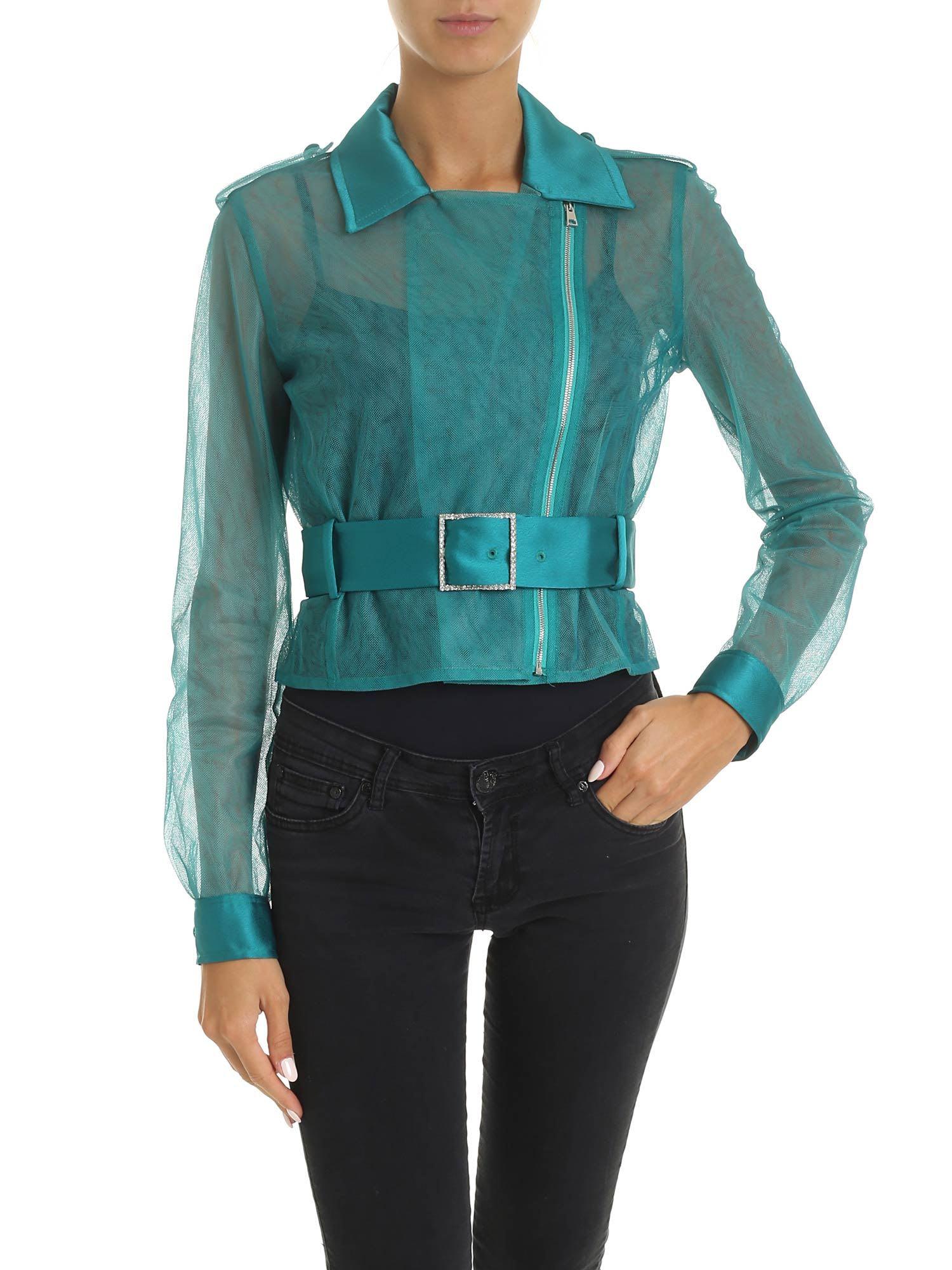 Pinko Leather Jacket