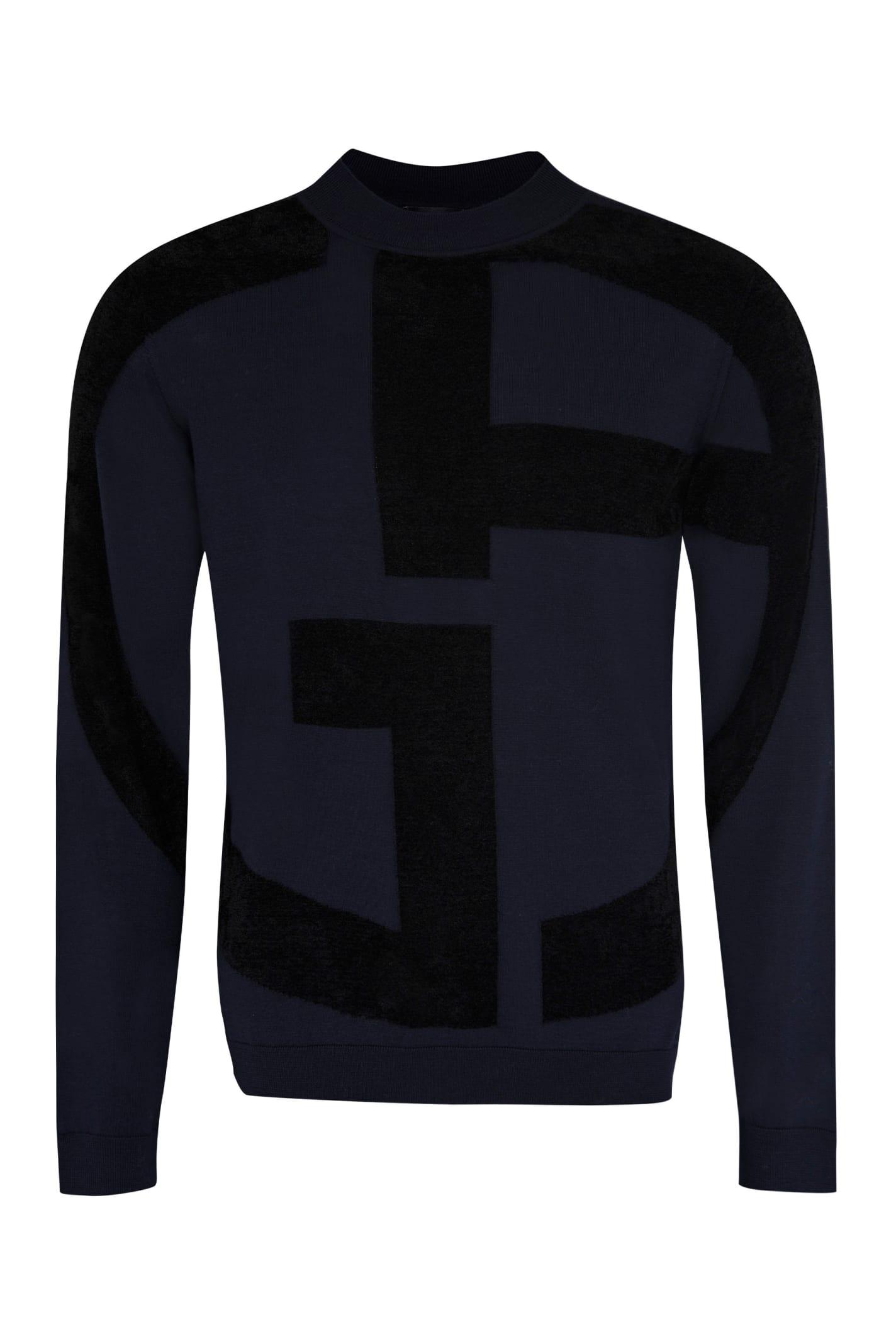 Giorgio Armani Virgin Wool Sweater