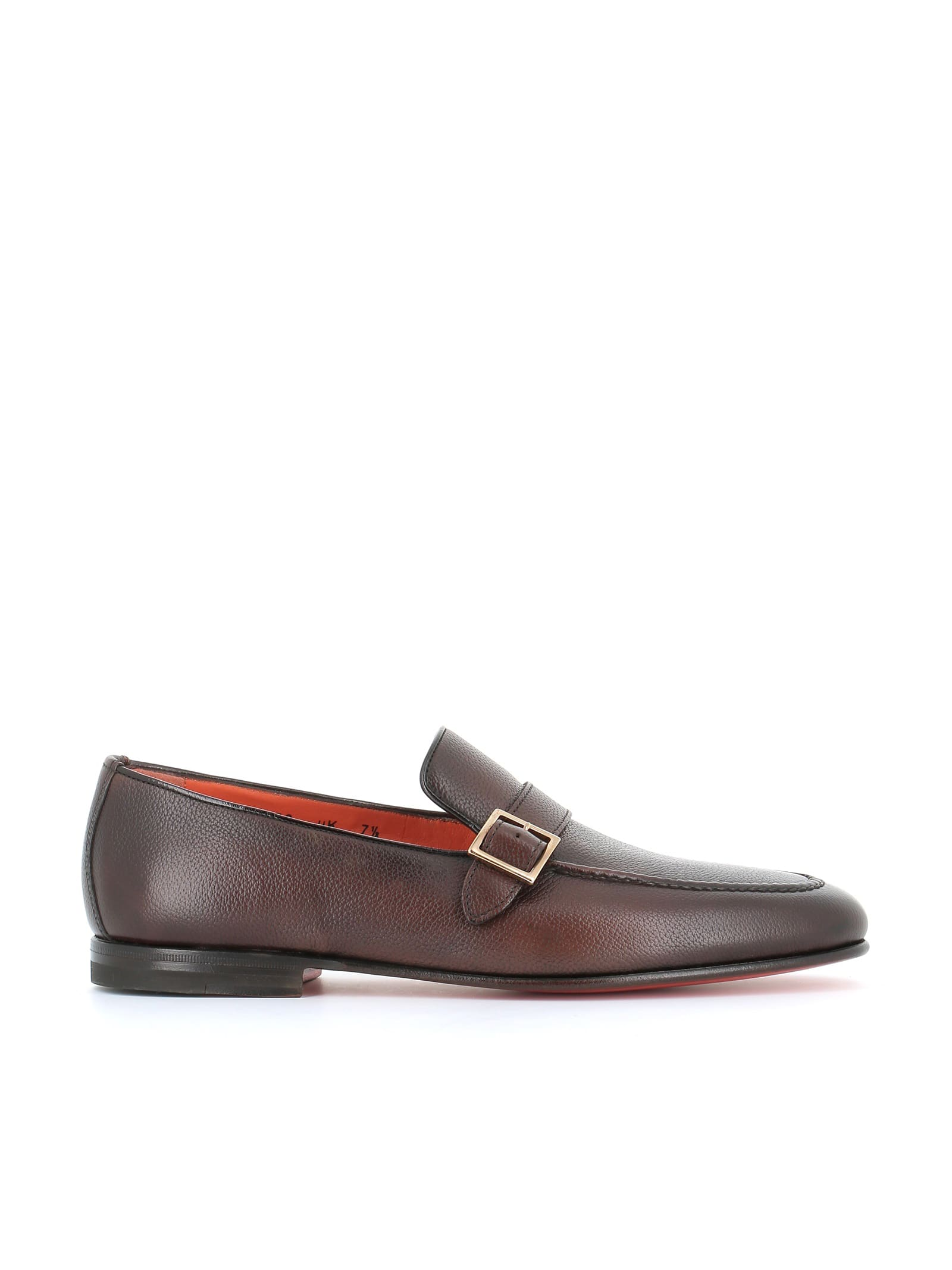 Santoni Loafers BUCKLE LOAFER