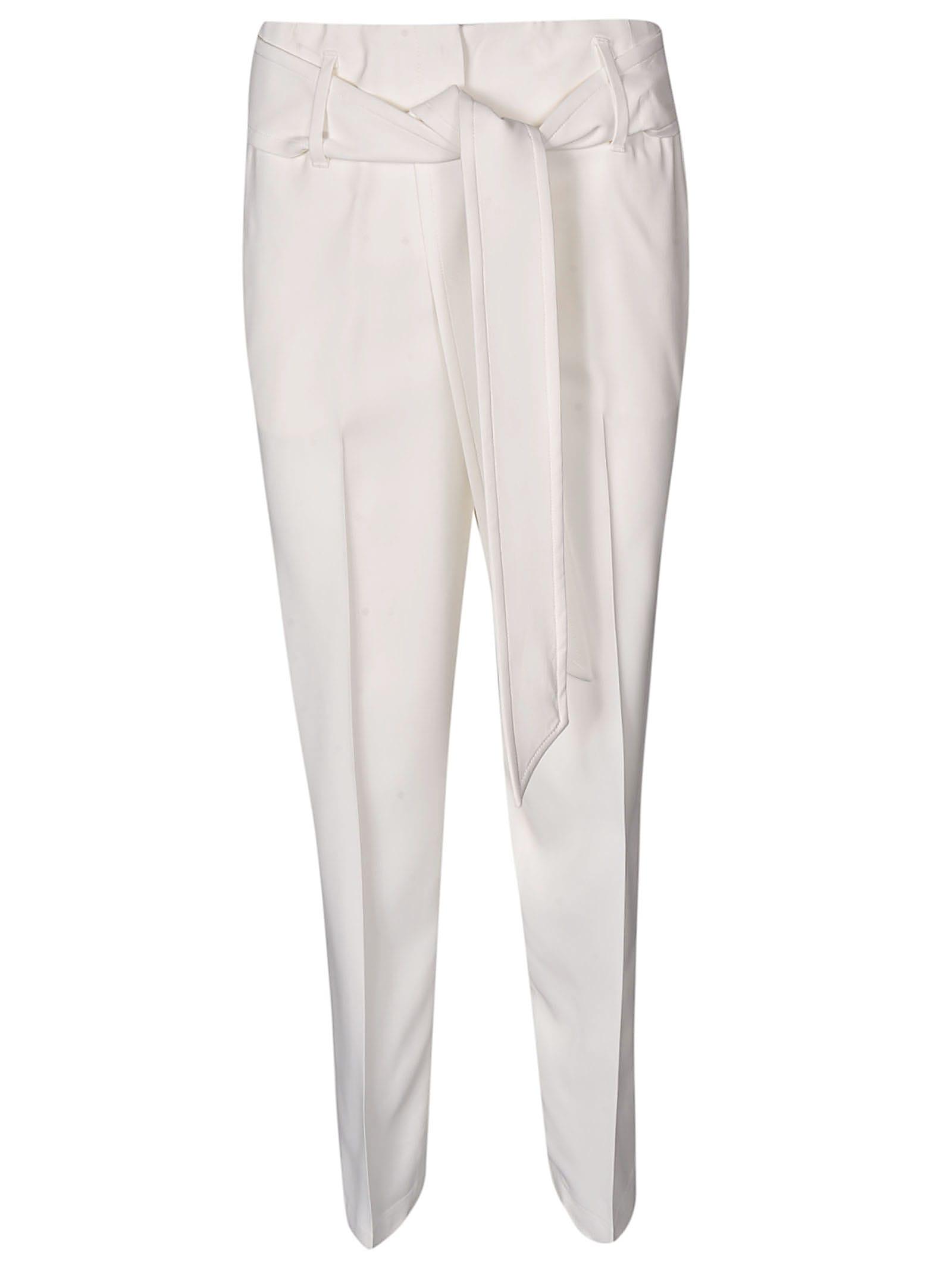 Ermanno Scervino Tie Waist Trousers