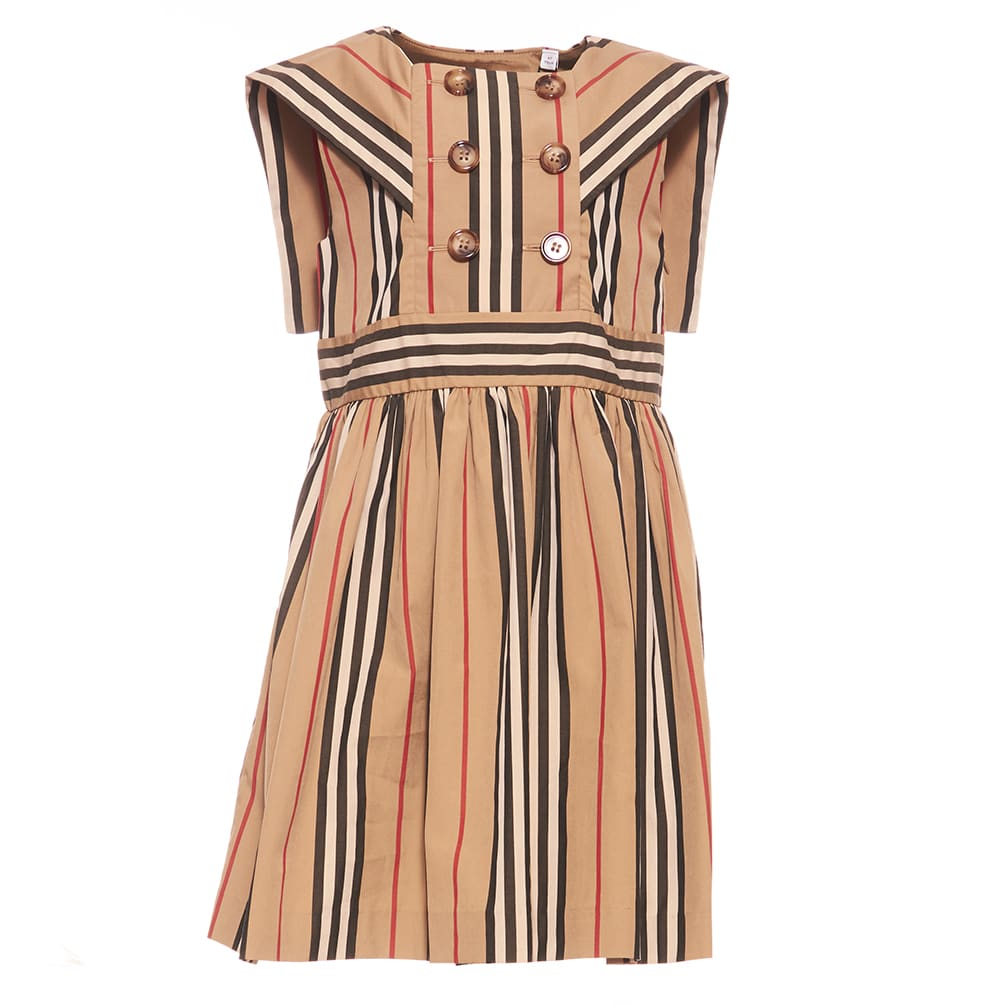 Buy Burberry Oralie Dress online, shop Burberry with free shipping
