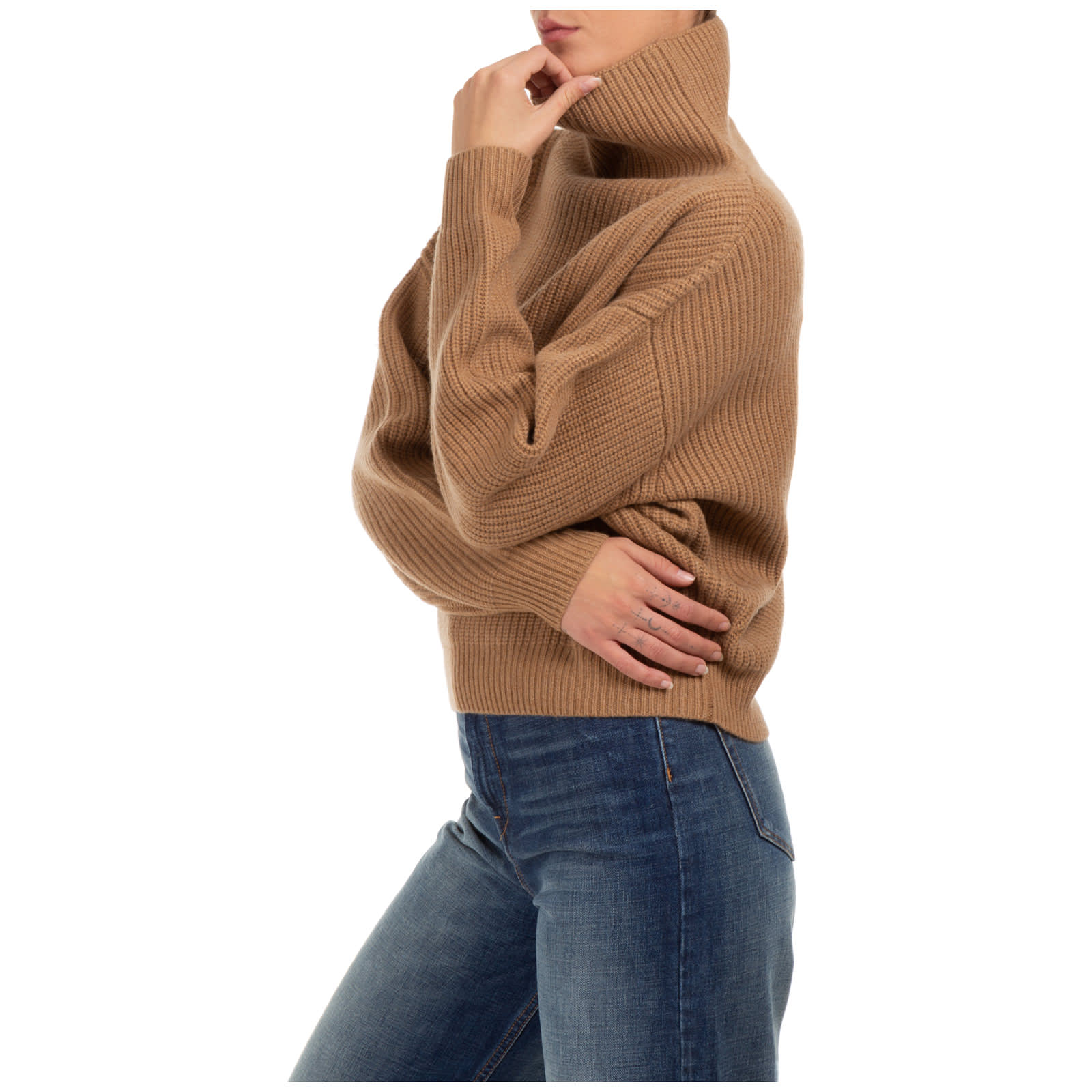 Isabel Marant ERIN ROLL NECK JUMPER