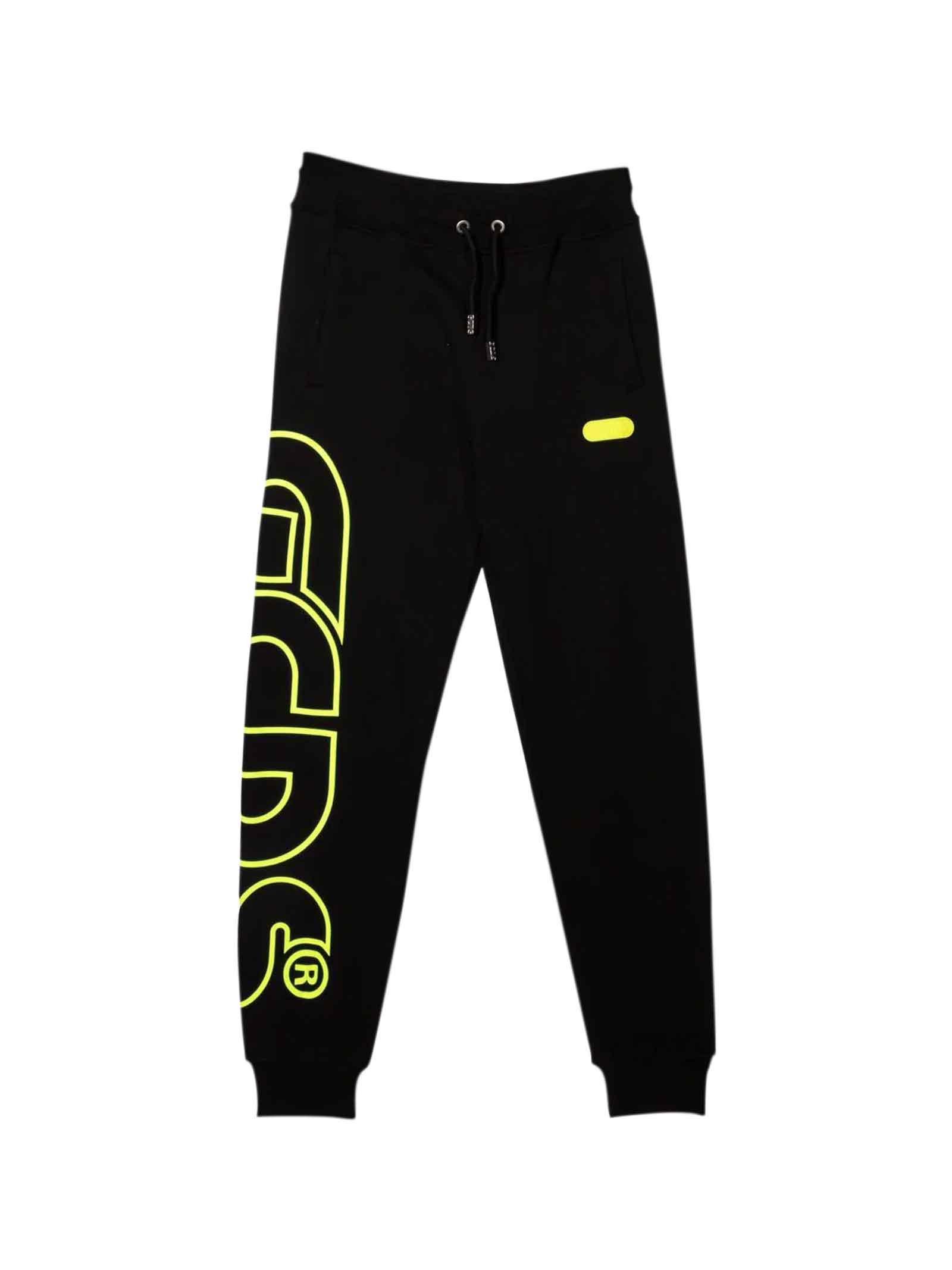 Black Teen Jogger Pants