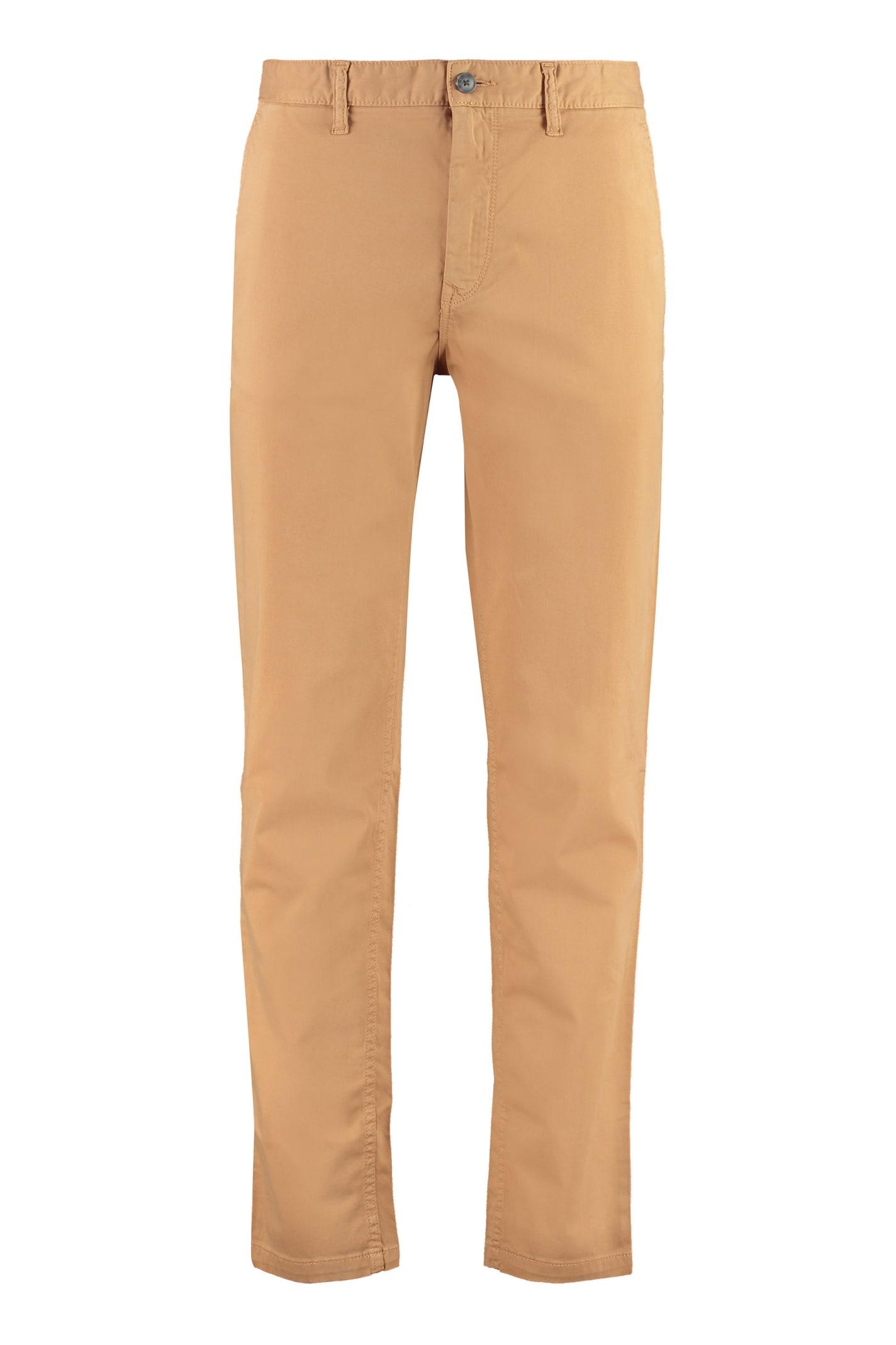 Schino-taber Cotton Trousers