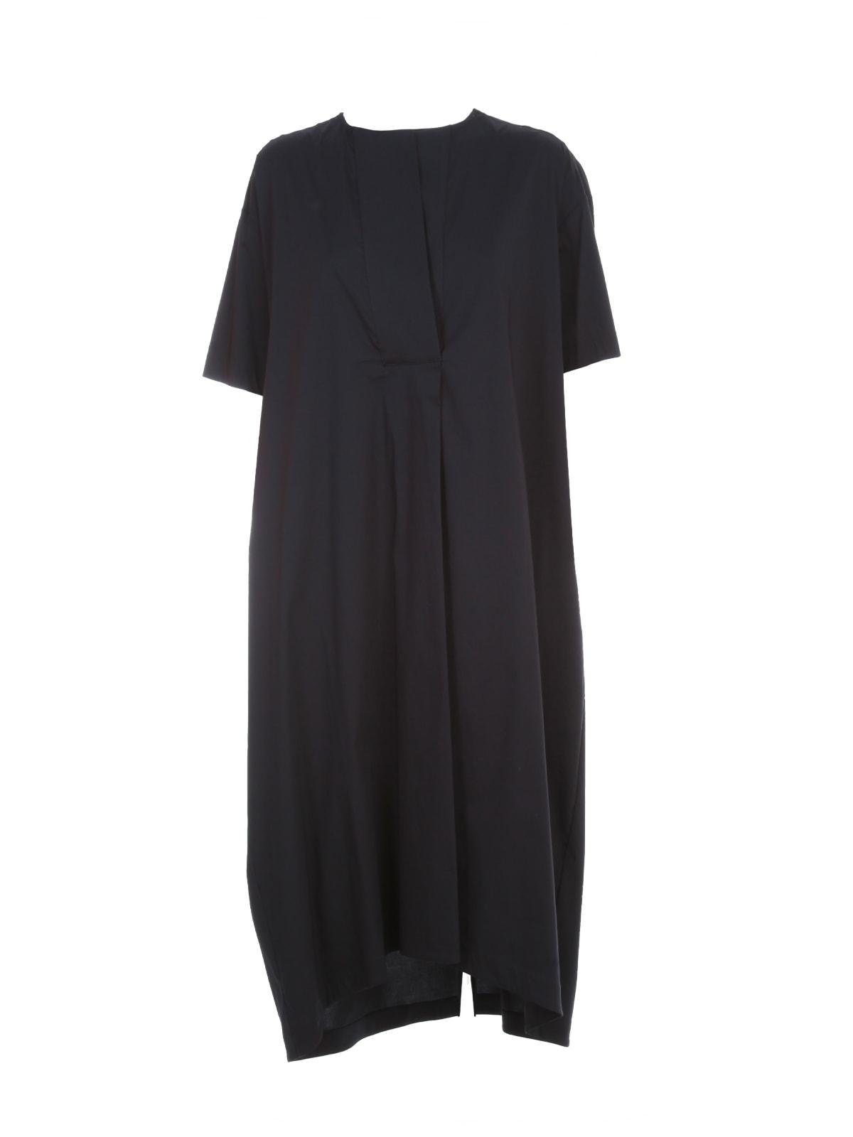 Liviana Conti Long Straight Dress L/s