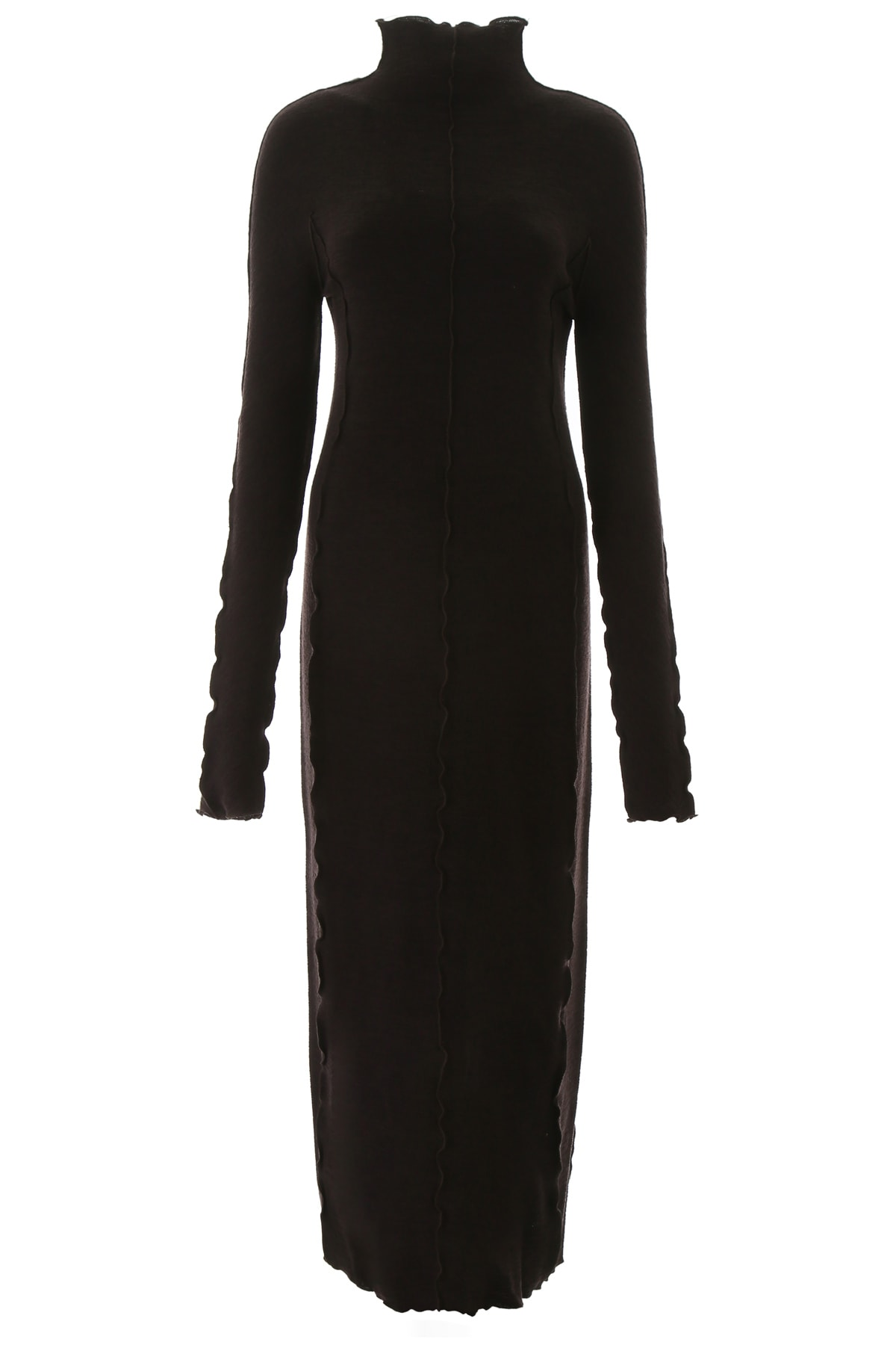 Jil Sander Dress With Seams