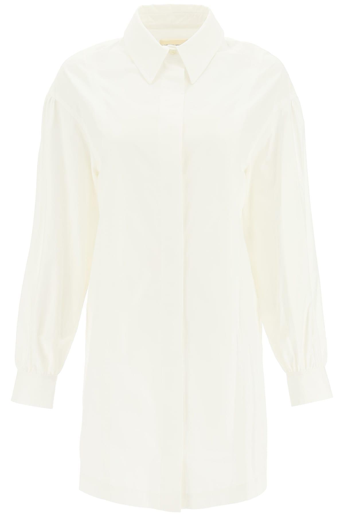 Loulou Studio Clothing ZENA COTTON MINI DRESS