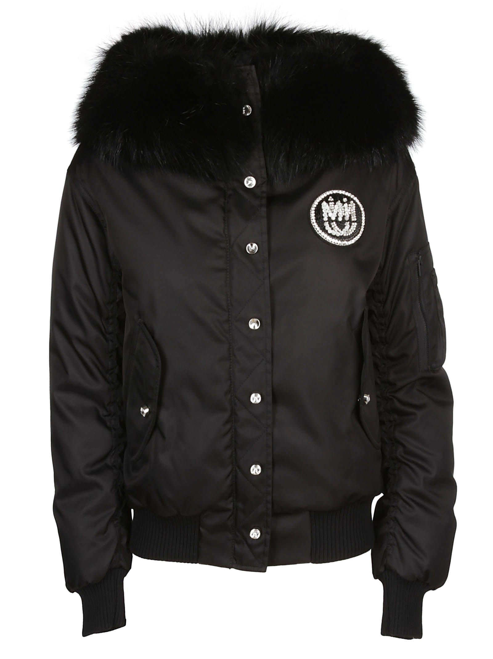 Miu Miu Hooded Down Jacket