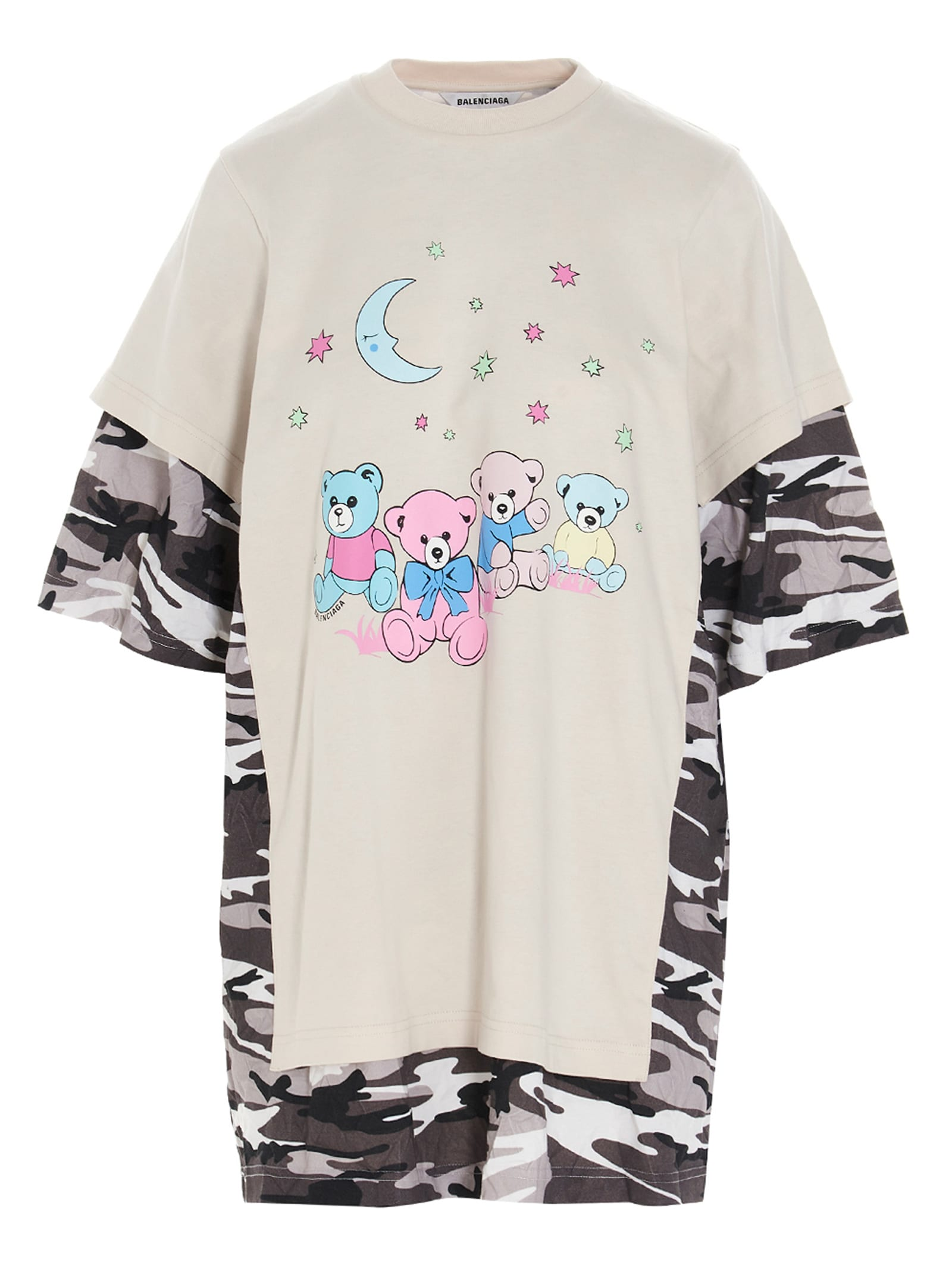 Balenciaga TEDDY BEARS T-SHIRT
