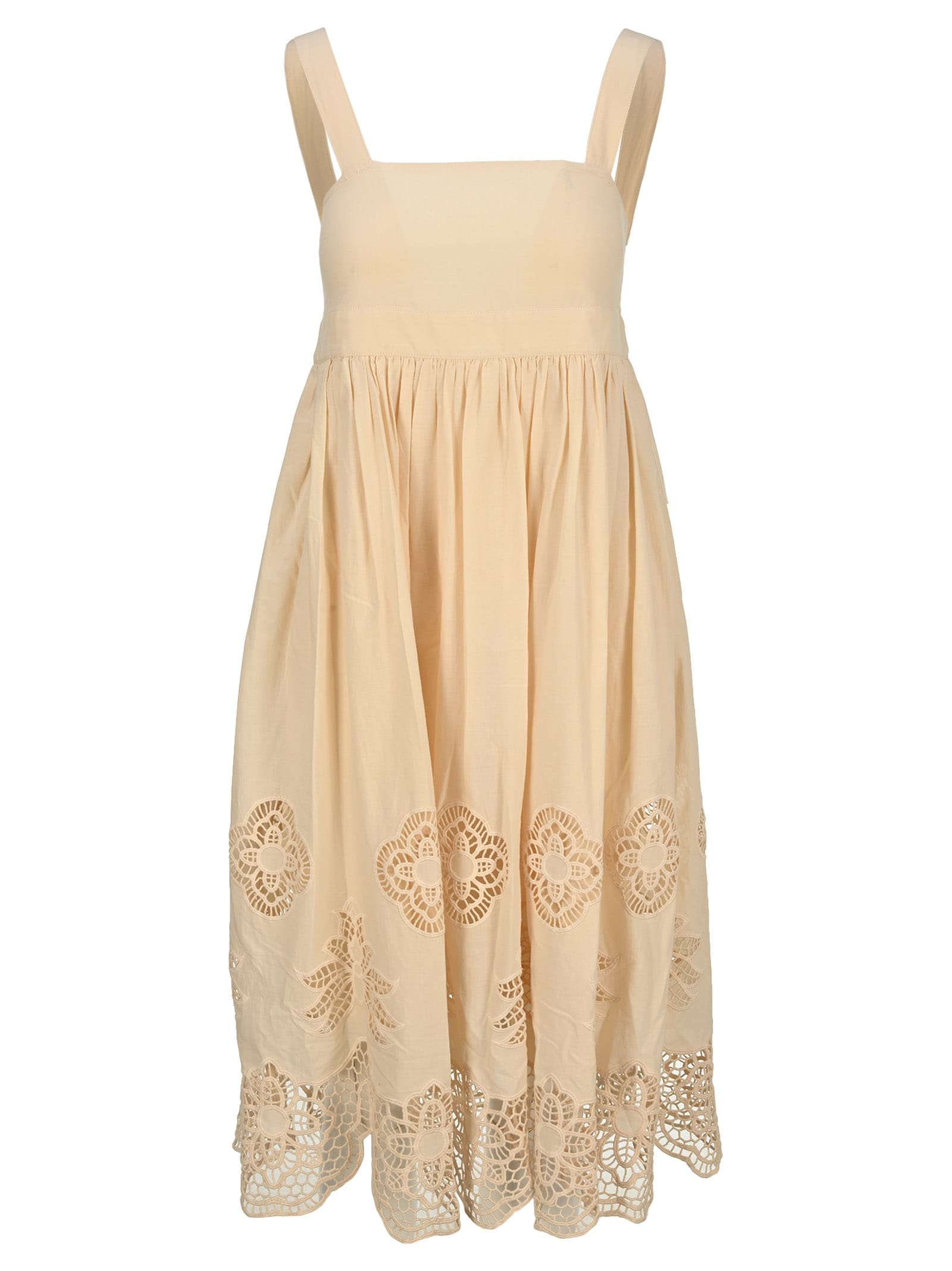 See By Chloé Dresses SEE BY CHLOE GUIPURE DRESS