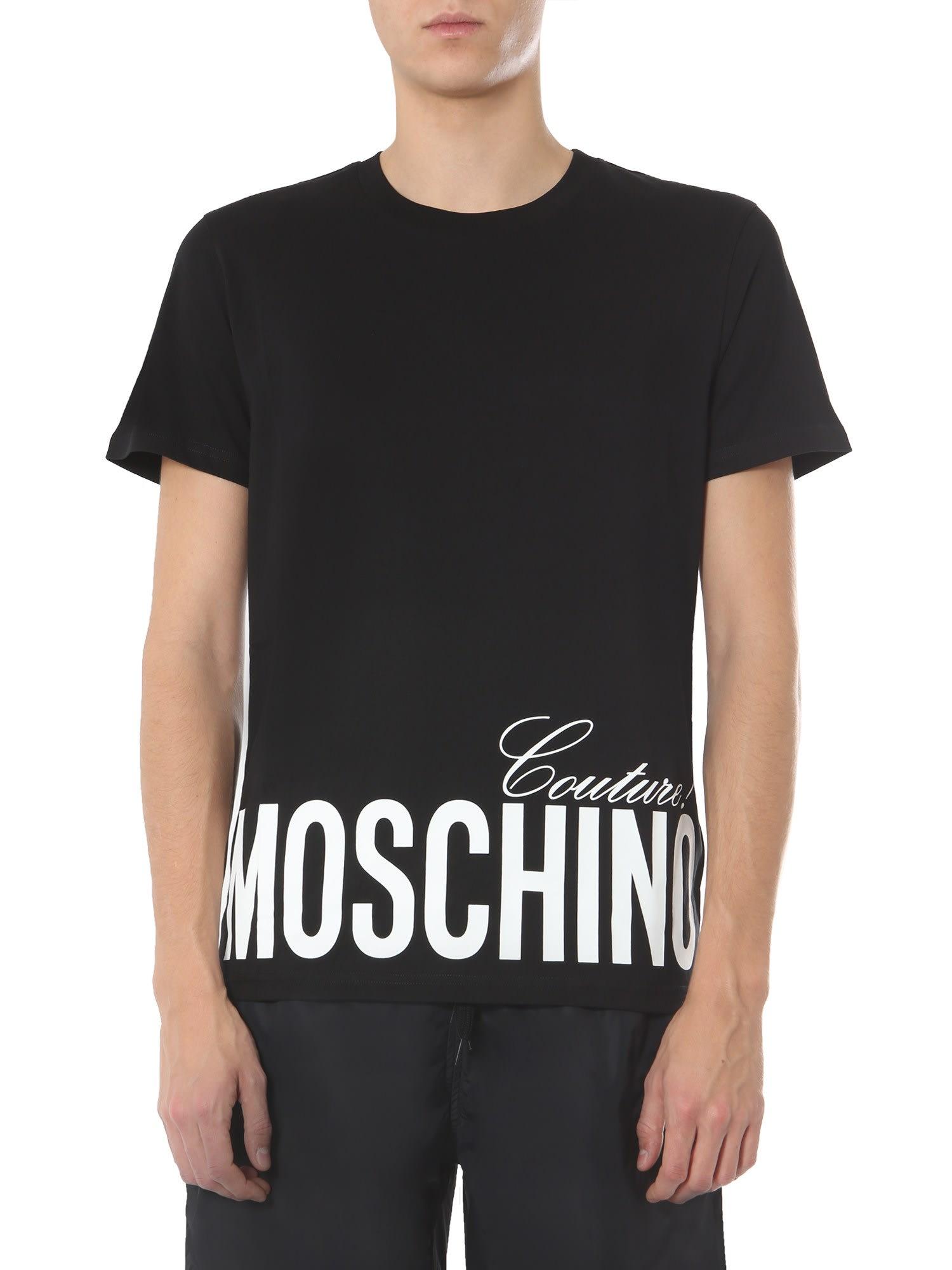 Moschino Cottons ROUND NECK T-SHIRT