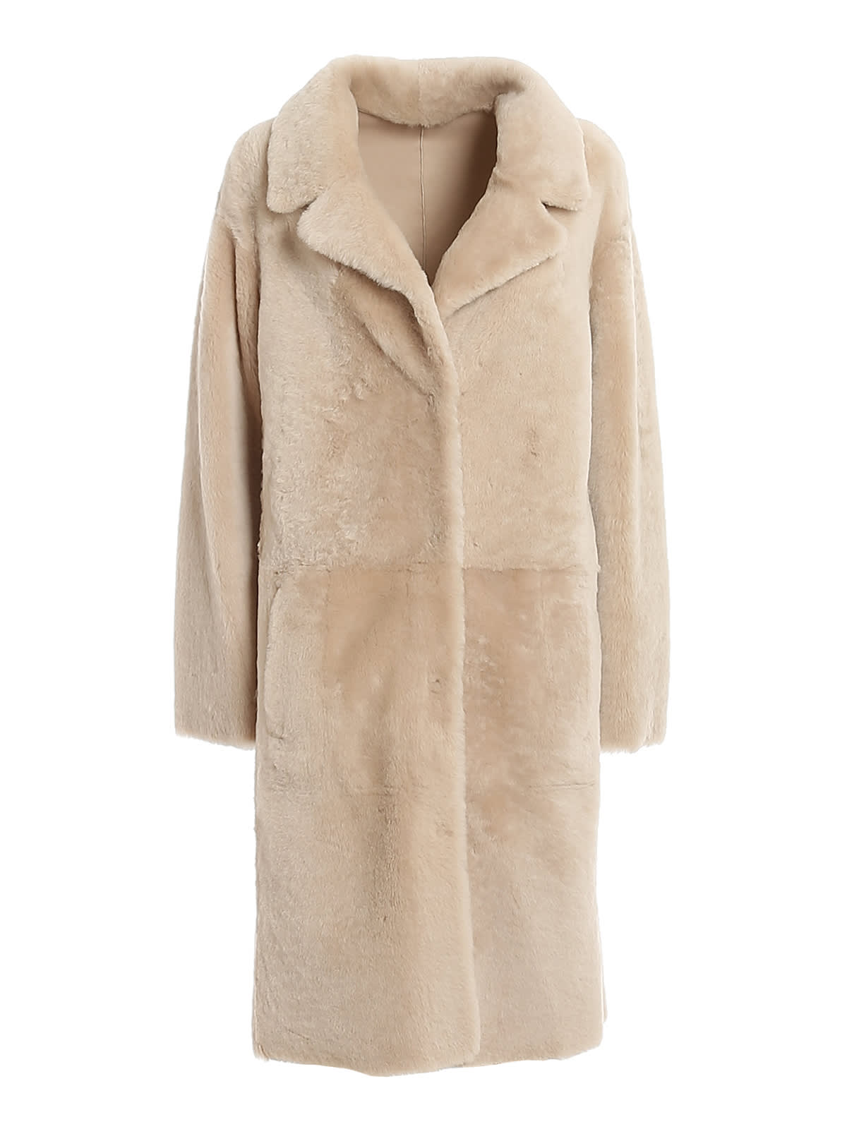 Drome Coats SHEARLING COAT