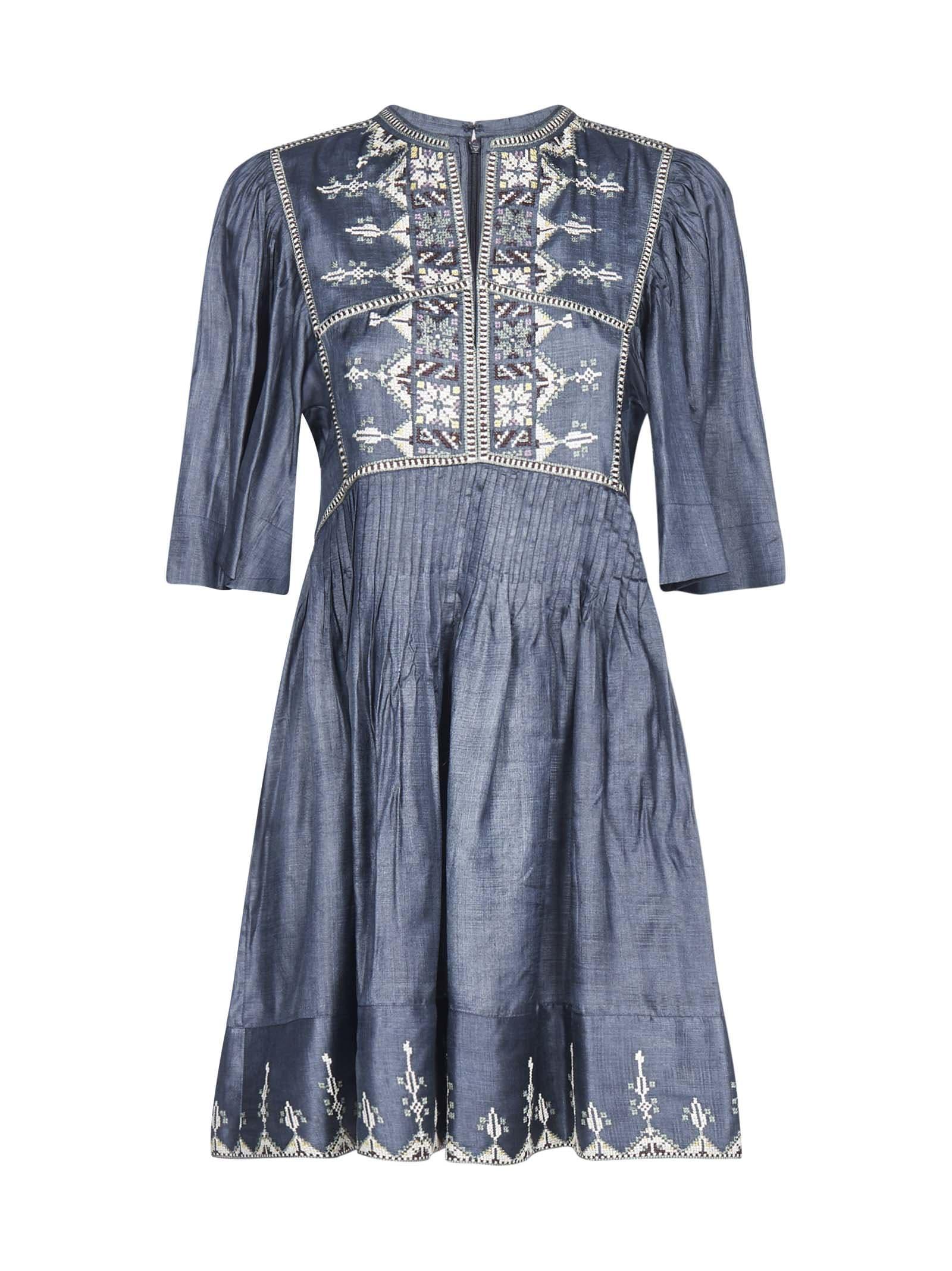 Buy Isabel Marant Étoile Dress online, shop Isabel Marant Étoile with free shipping
