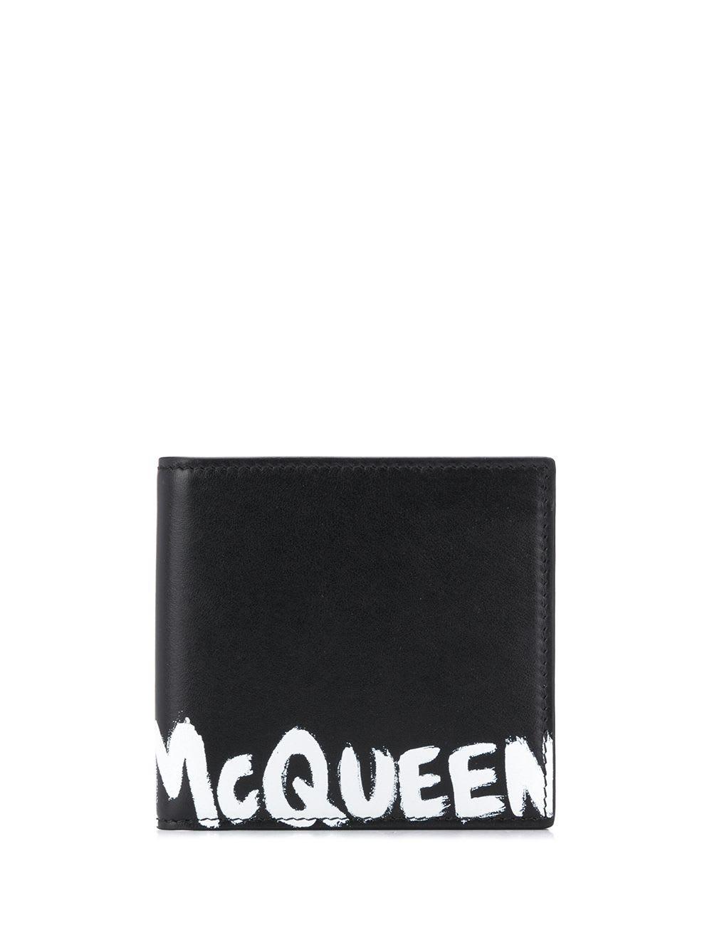 Alexander McQueen Billfold 8cc