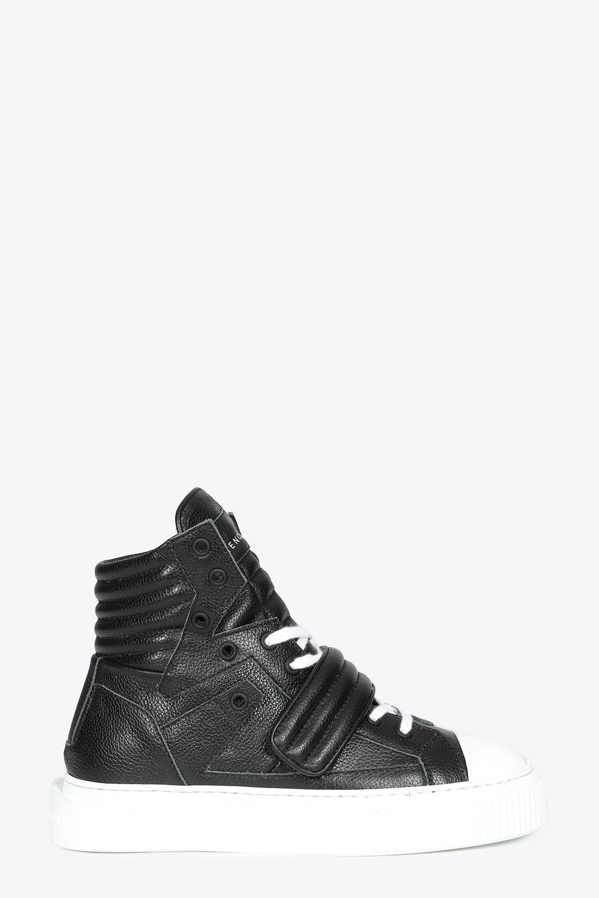 Black Deer Leather Hypnos Sneaker