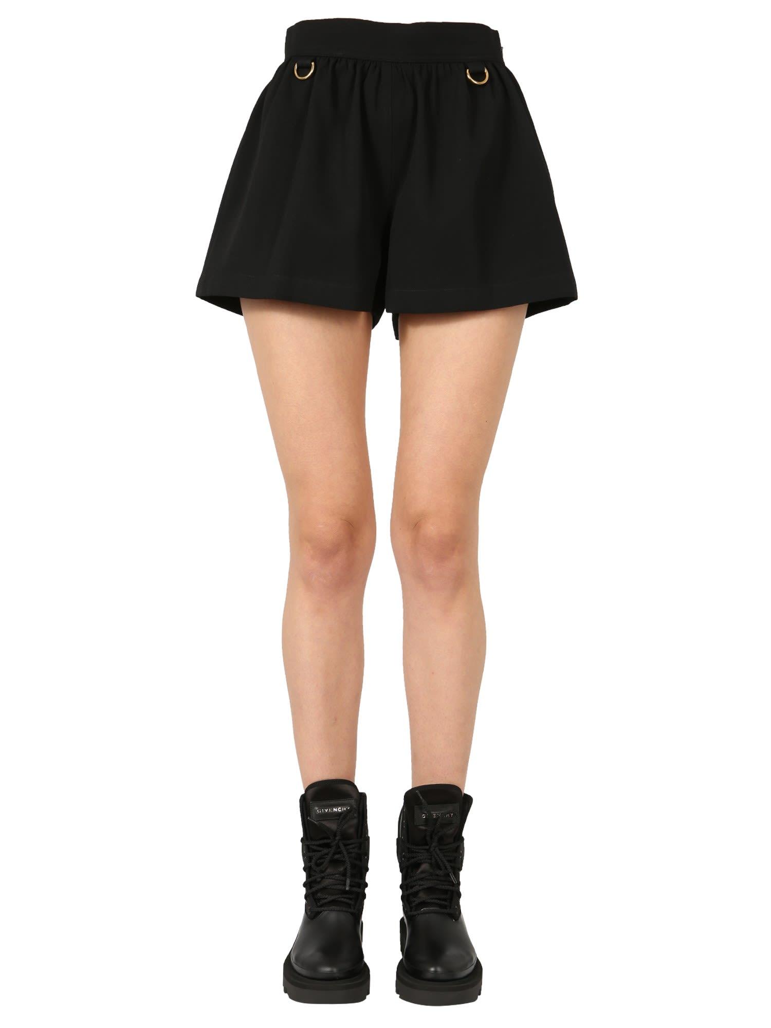Givenchy PUFFY SHORTS