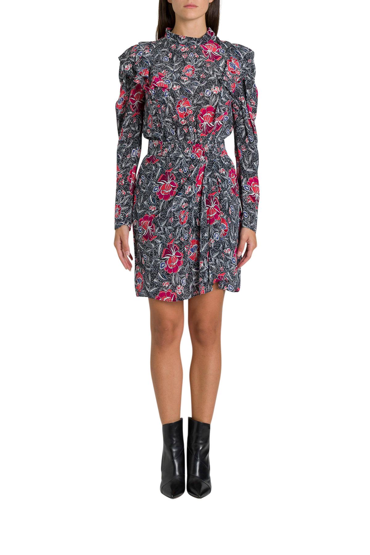 Buy Isabel Marant Étoile Yoana Dress online, shop Isabel Marant Étoile with free shipping