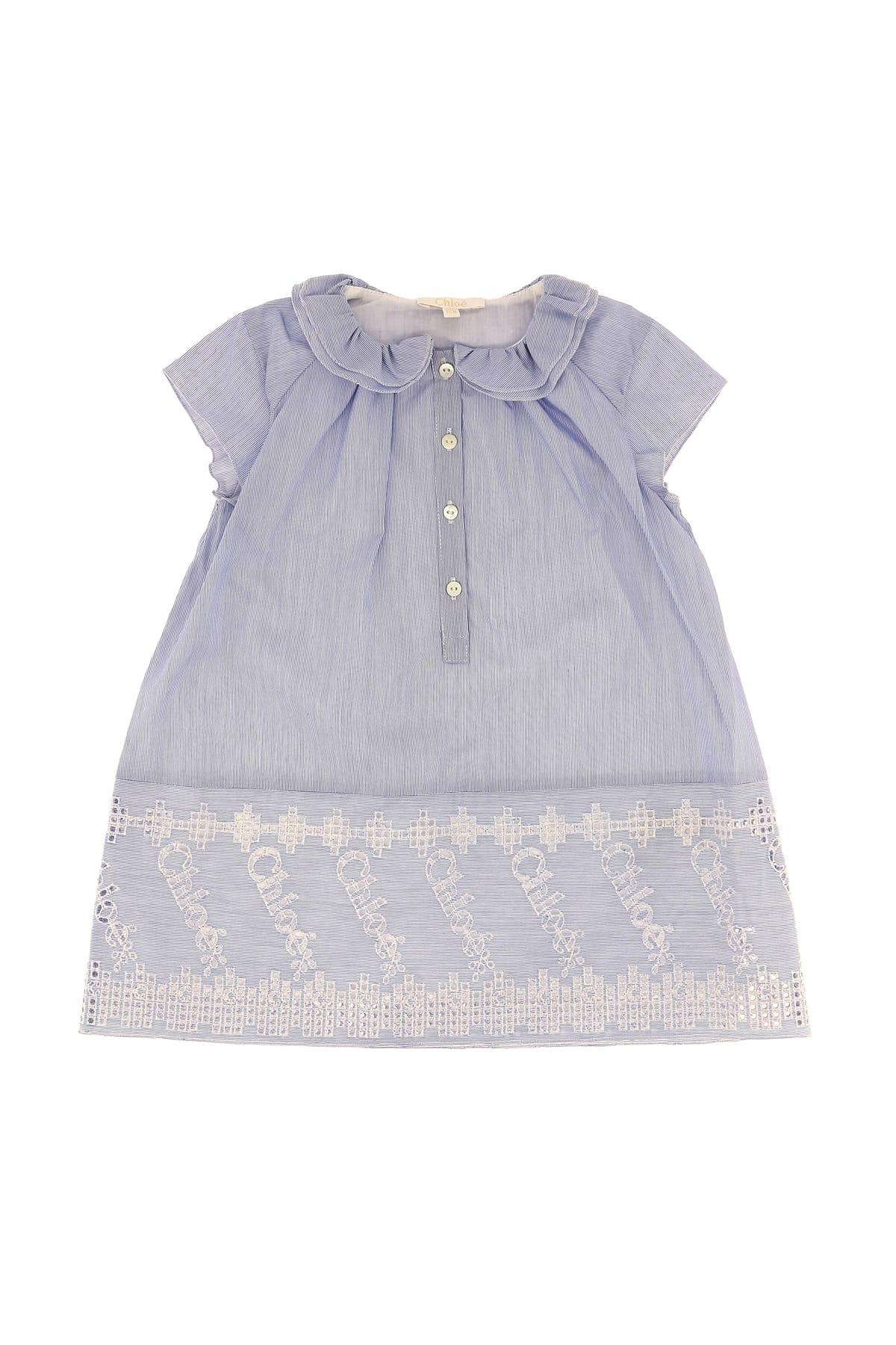 Chloé BRODERIE ANGLAISE DRESS