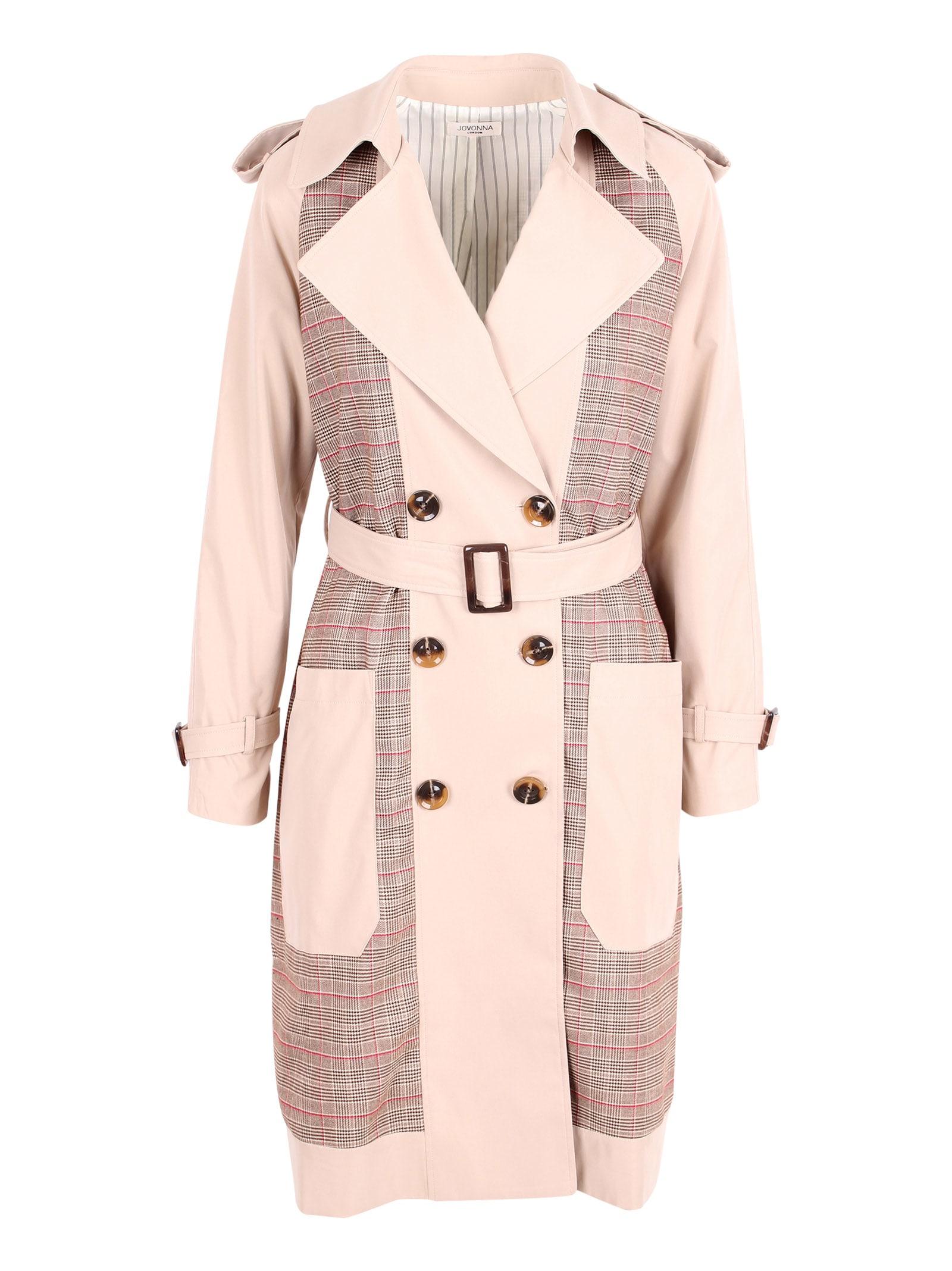 London taralita Polyester Trench Coat