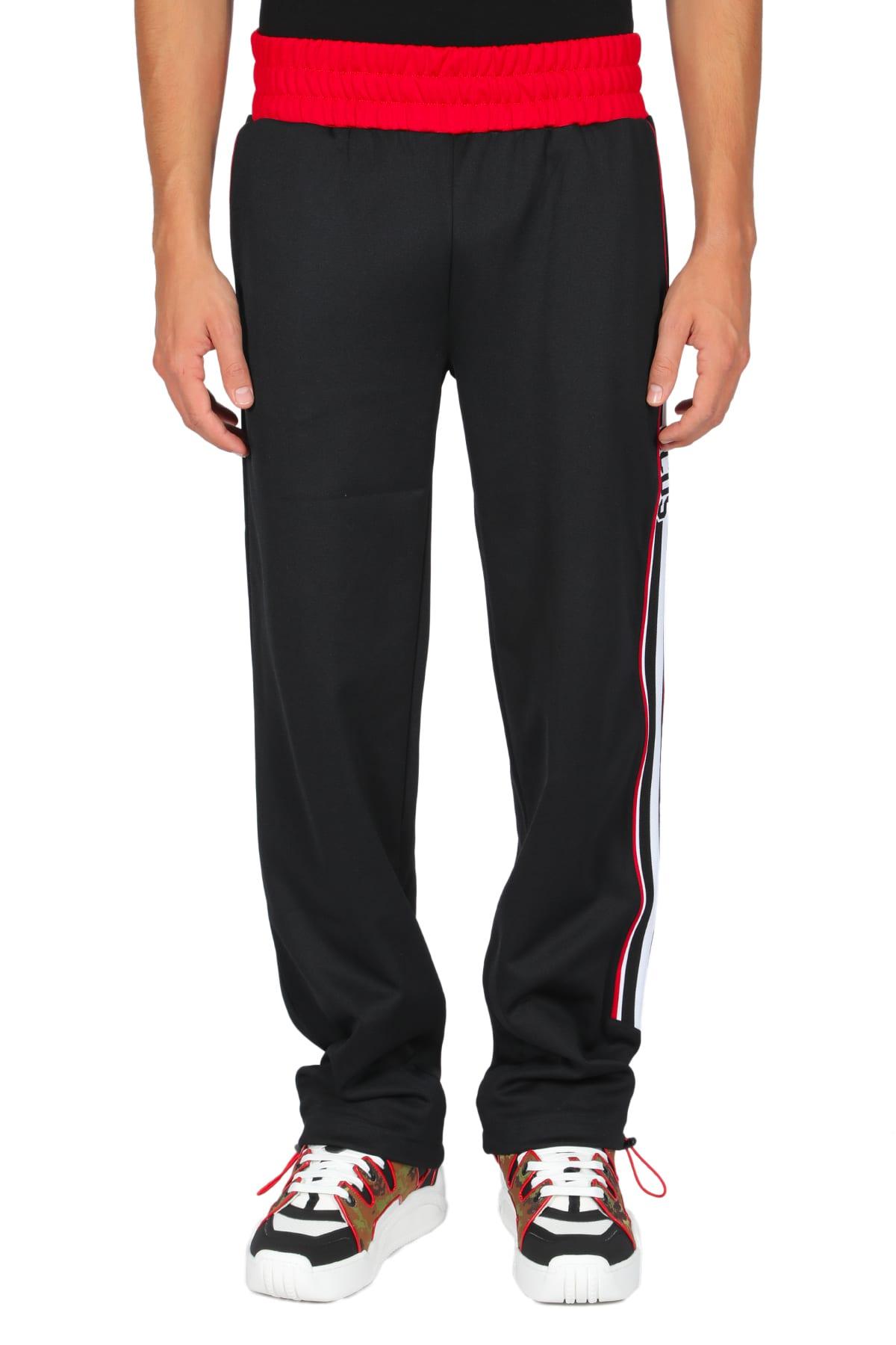 Wide Tracksuit Pants