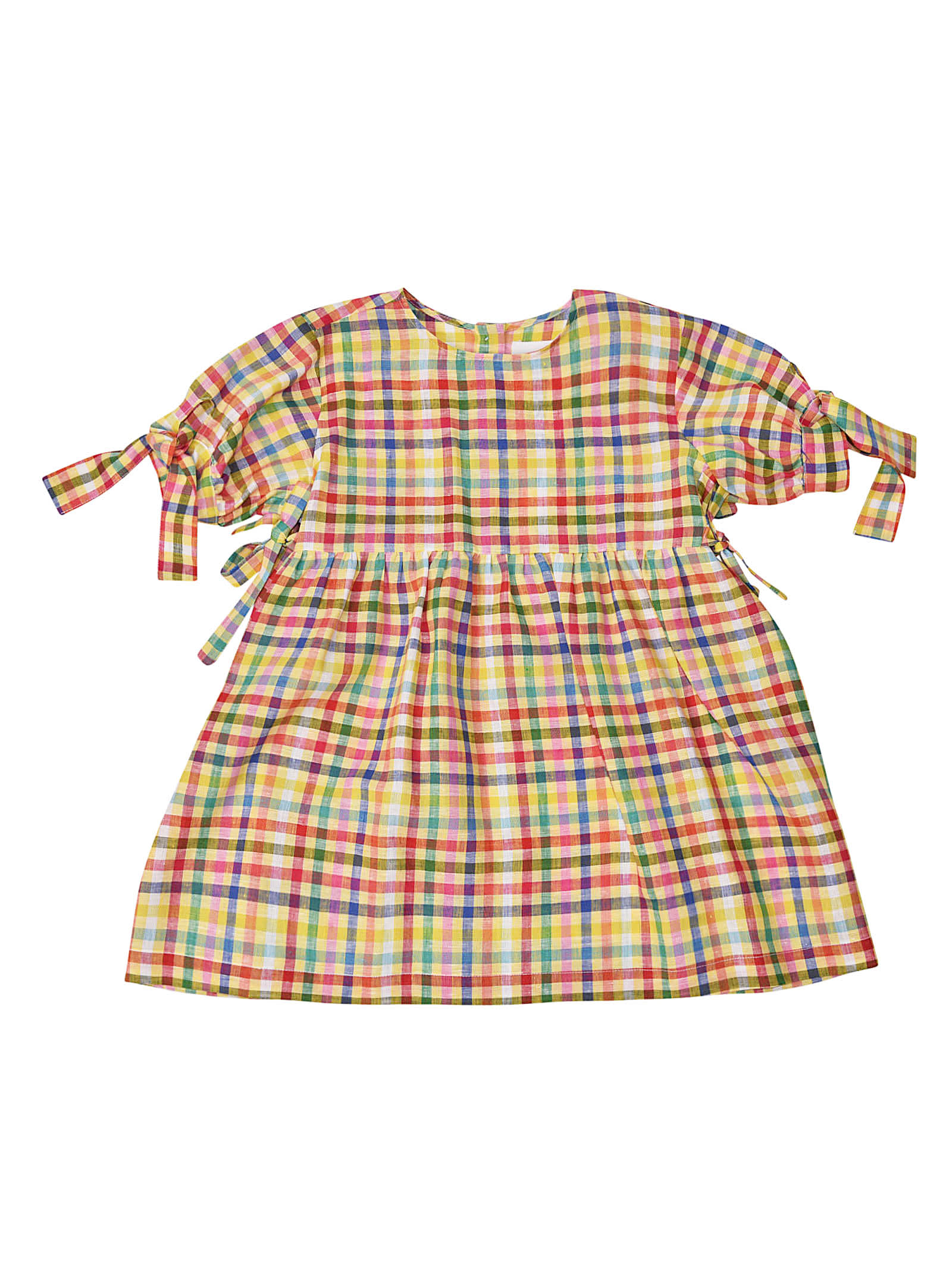 Buy Touriste Checked Dress online, shop Touriste with free shipping