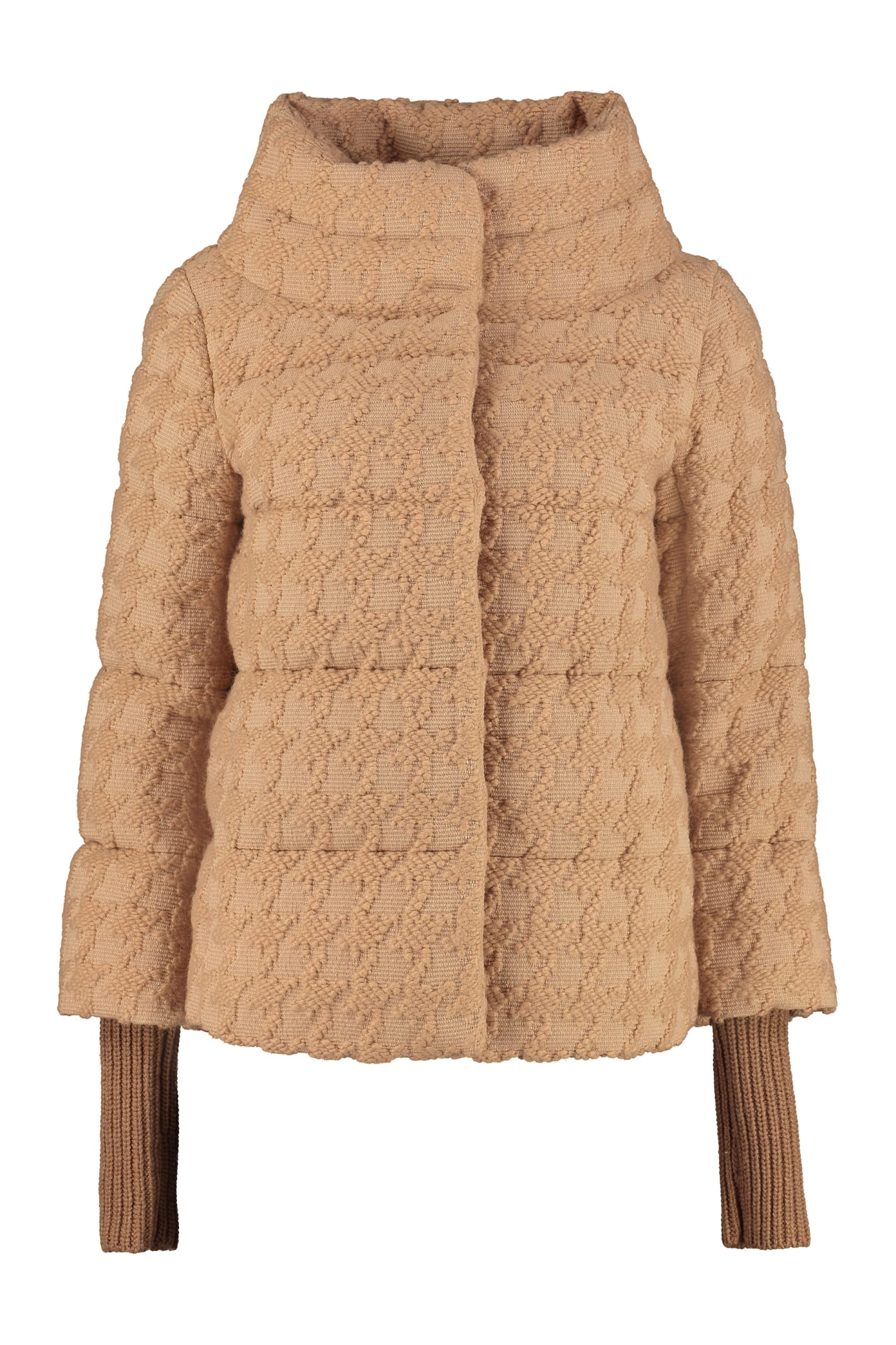 Herno Short Down Jacket