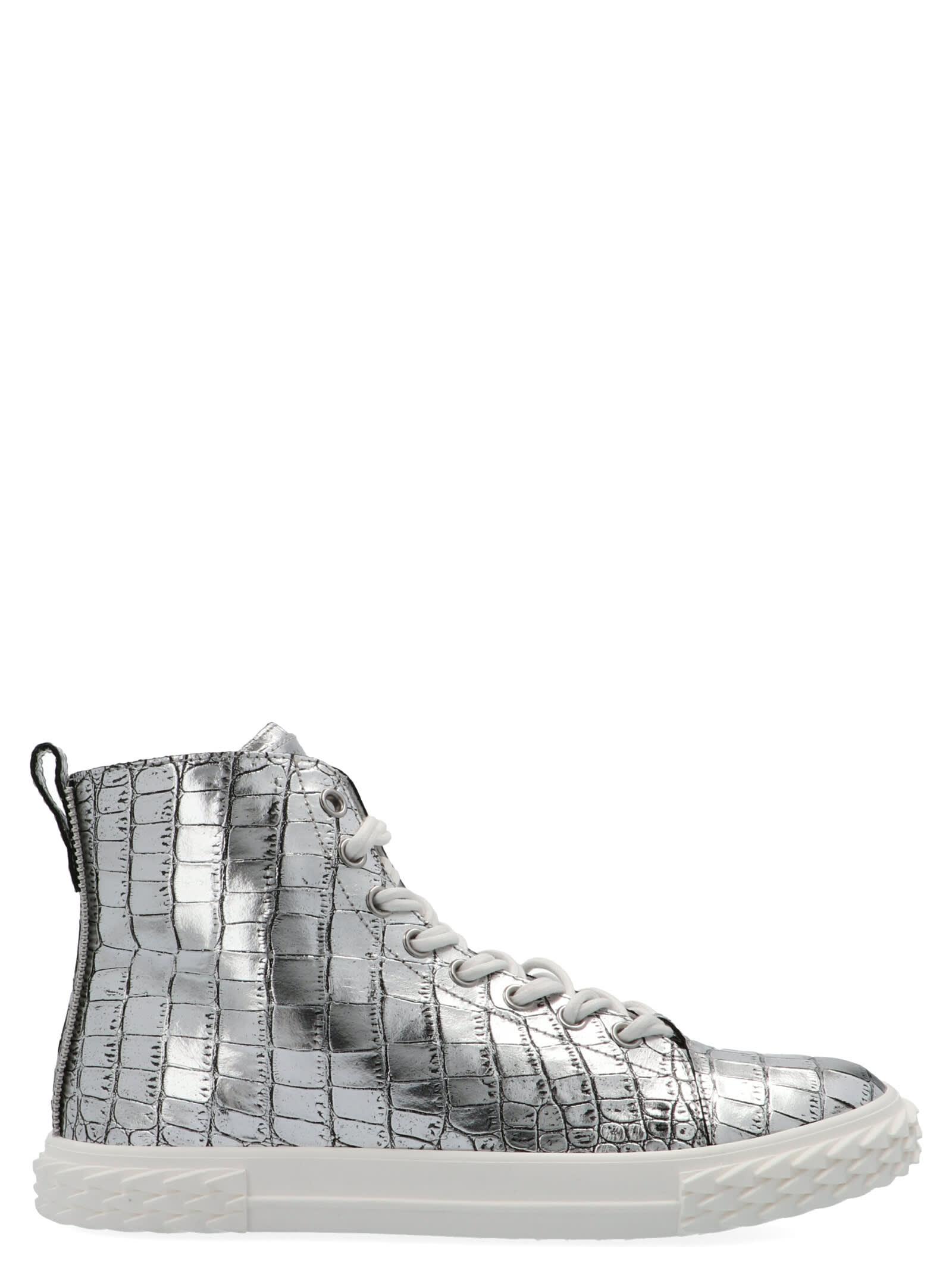 Giuseppe Zanotti high Blabber Shoes