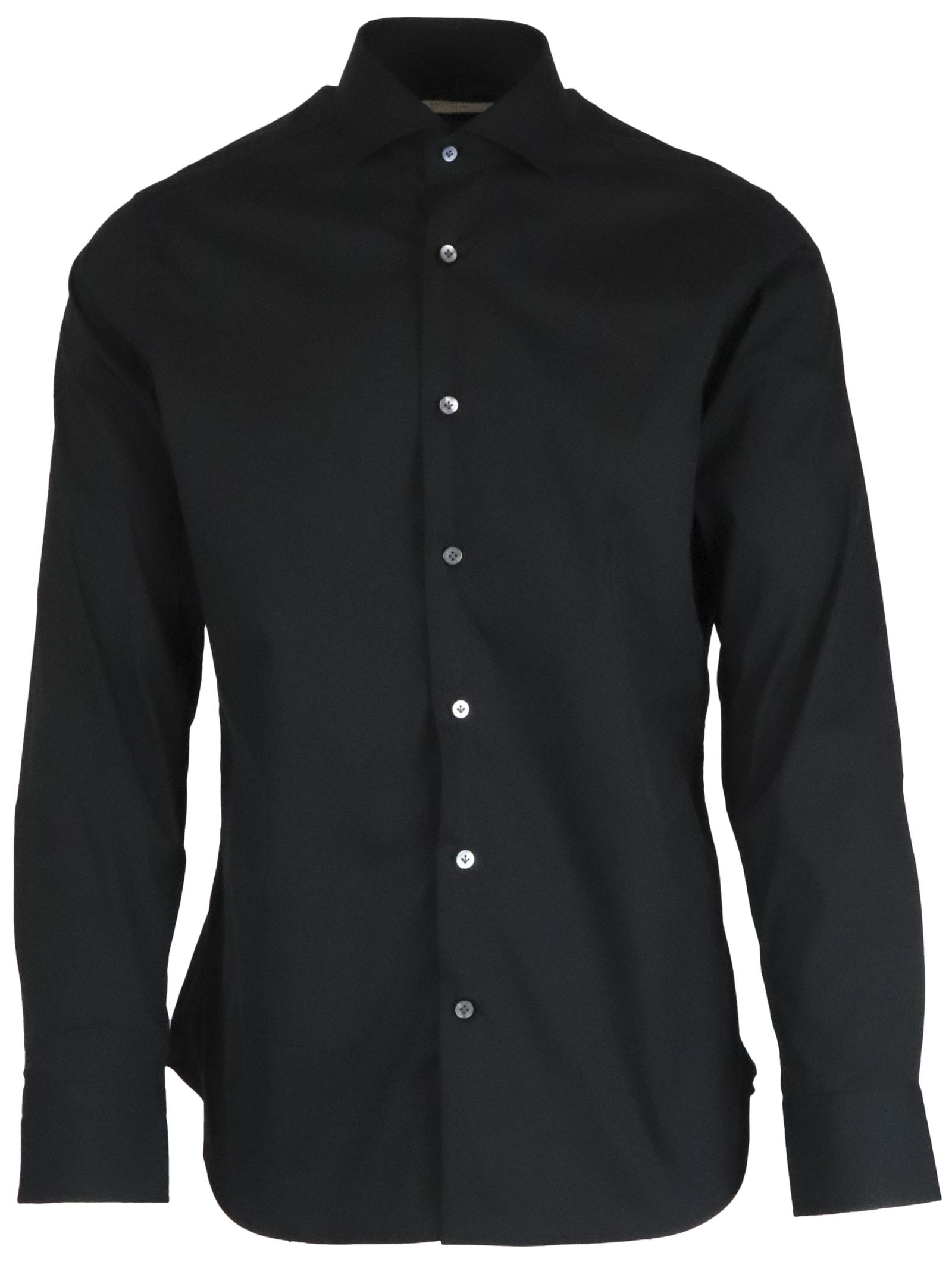 Collo Francese Stretch Shirt