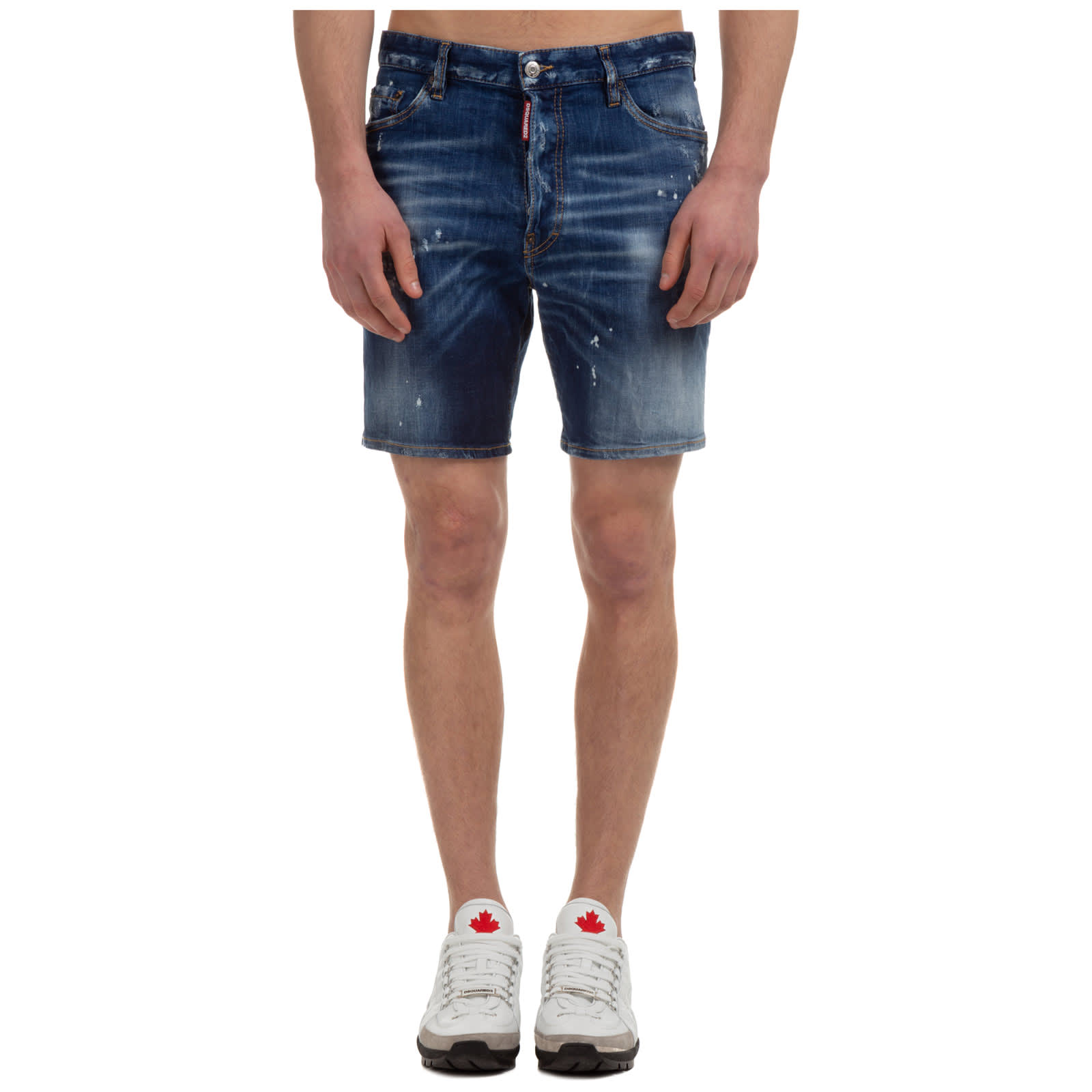 Dsquared2 DEAN & DAN CATEN SHORTS